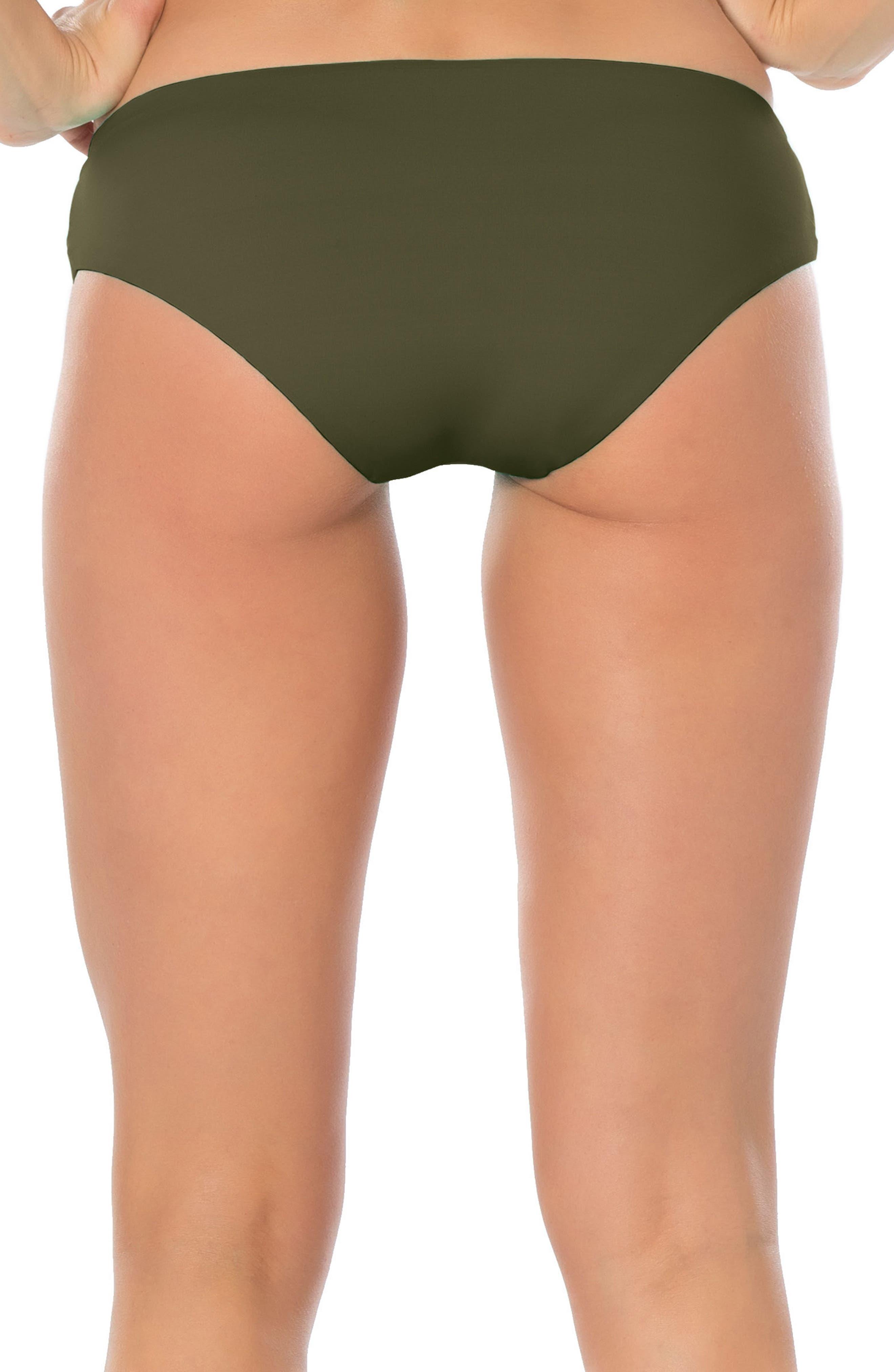 Color Code Halter Bikini Top,                             Alternate thumbnail 2, color,                             308