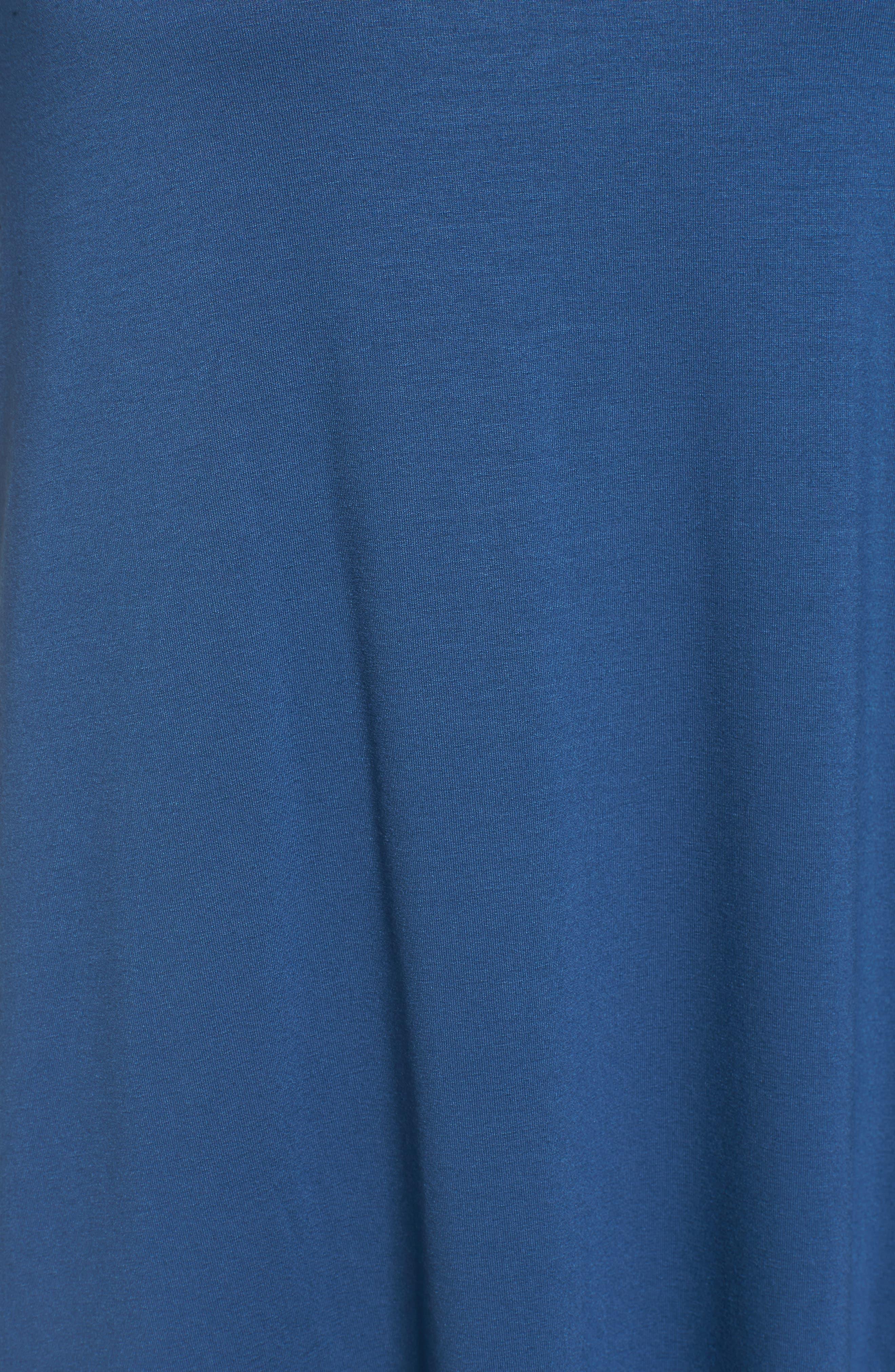 Jersey Asymmetrical A-Line Dress,                             Alternate thumbnail 24, color,