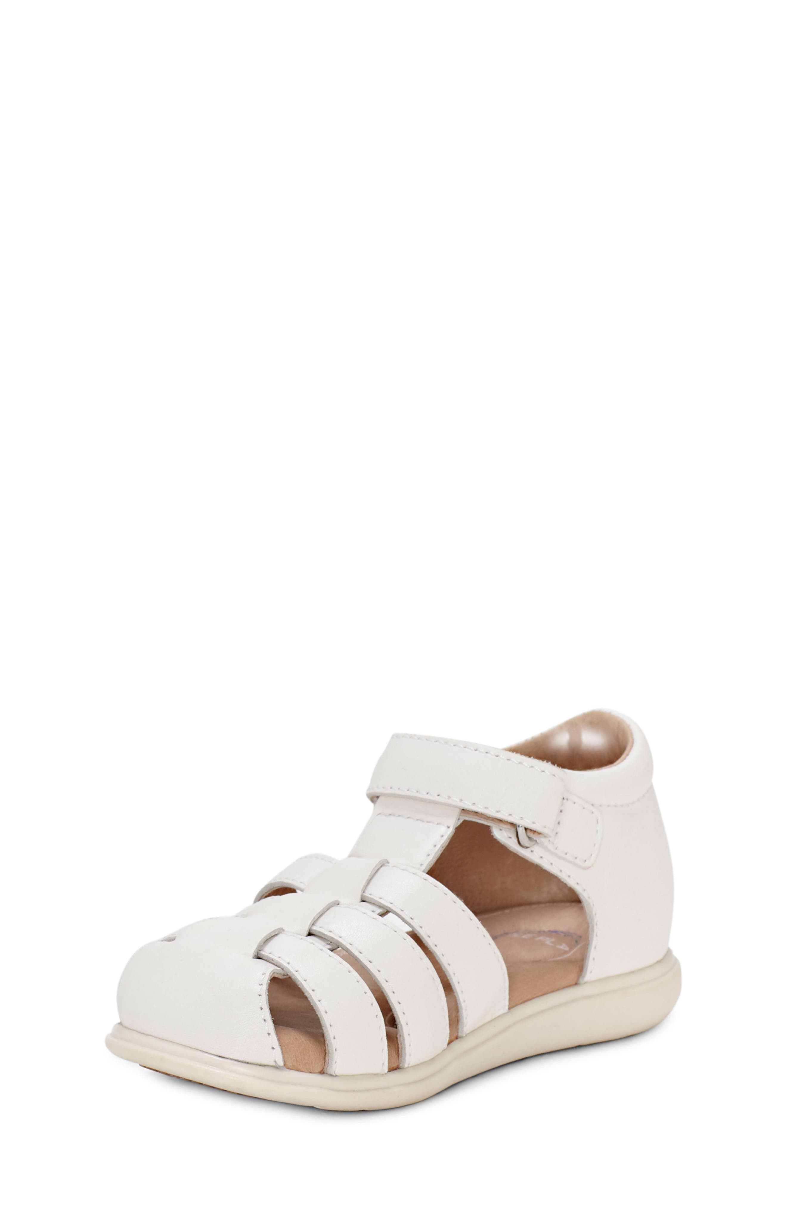 SOLE PLAY,                             Caleb Sandal,                             Alternate thumbnail 4, color,                             WHITE