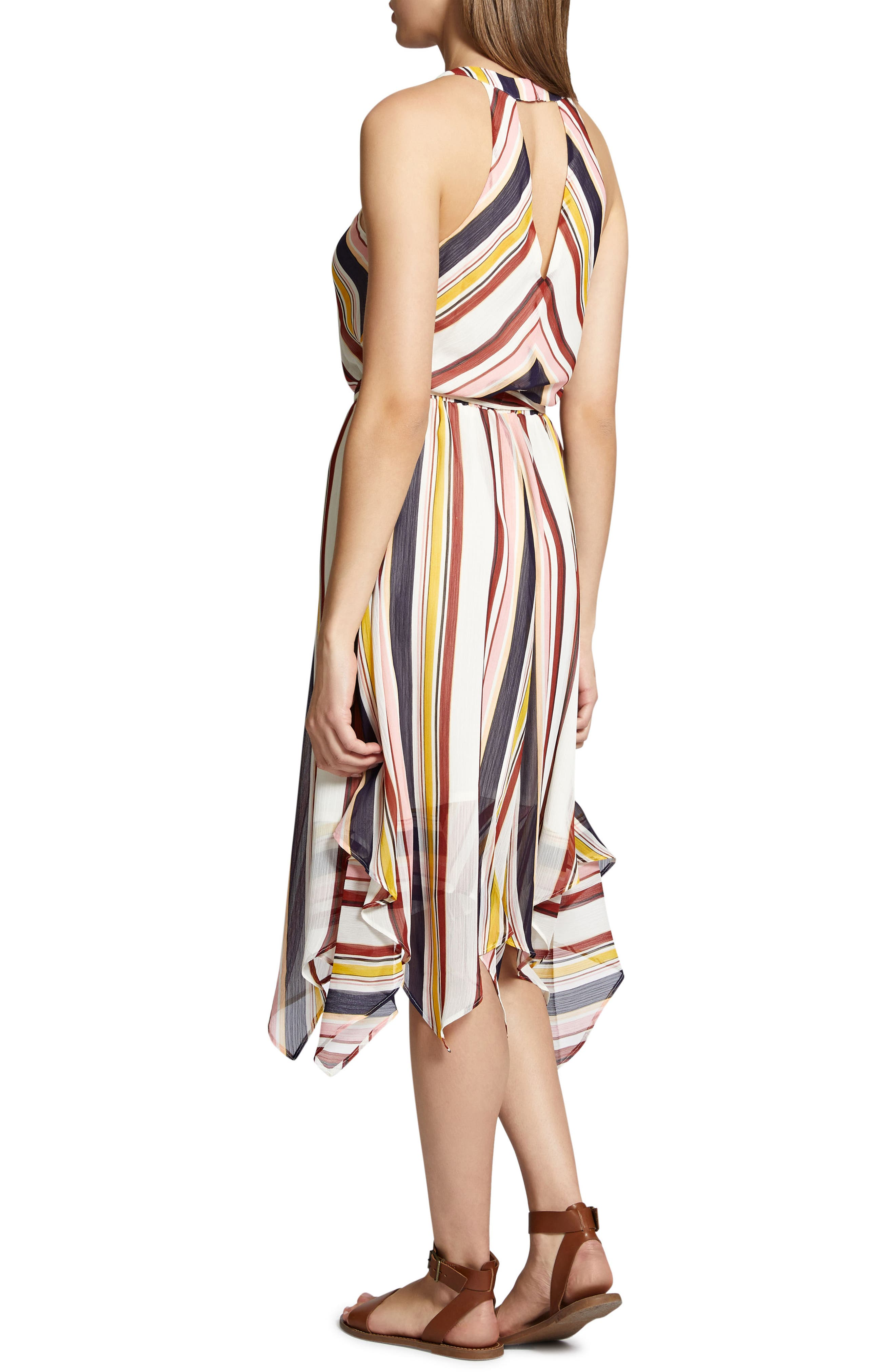 Levels of the Desert Midi Dress,                             Alternate thumbnail 4, color,                             903