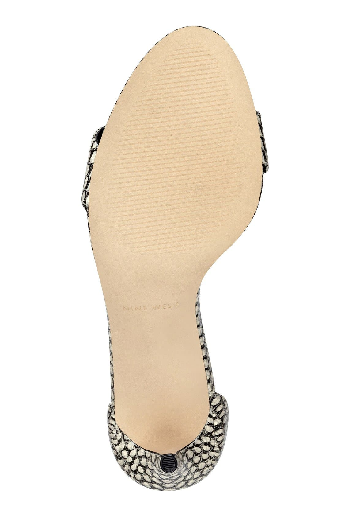 'Mana' Ankle Strap Sandal,                             Alternate thumbnail 20, color,