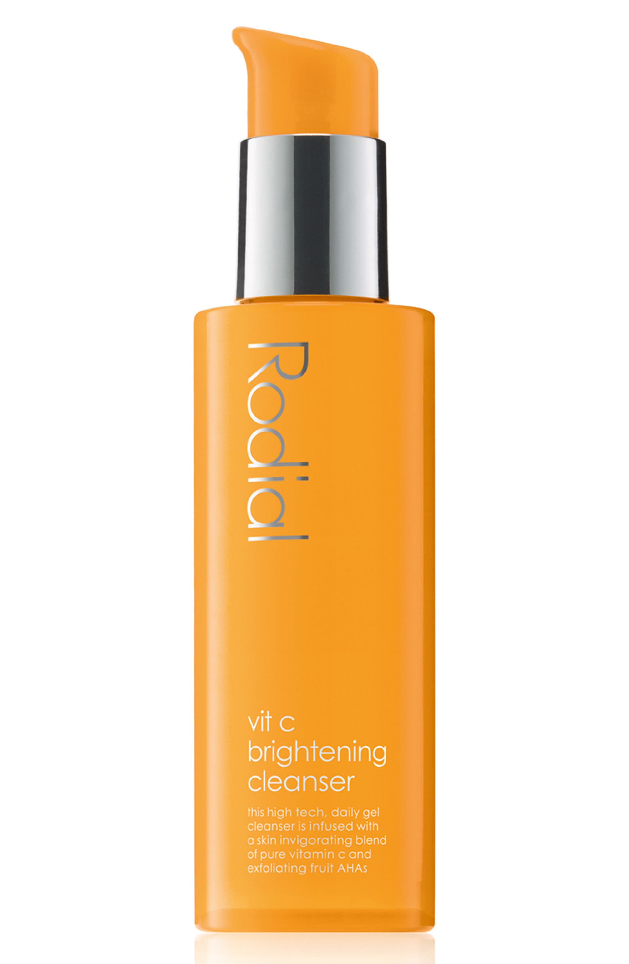 SPACE.NK.apothecary Rodial Vitamin C Brightening Cleanser,                             Main thumbnail 1, color,                             000
