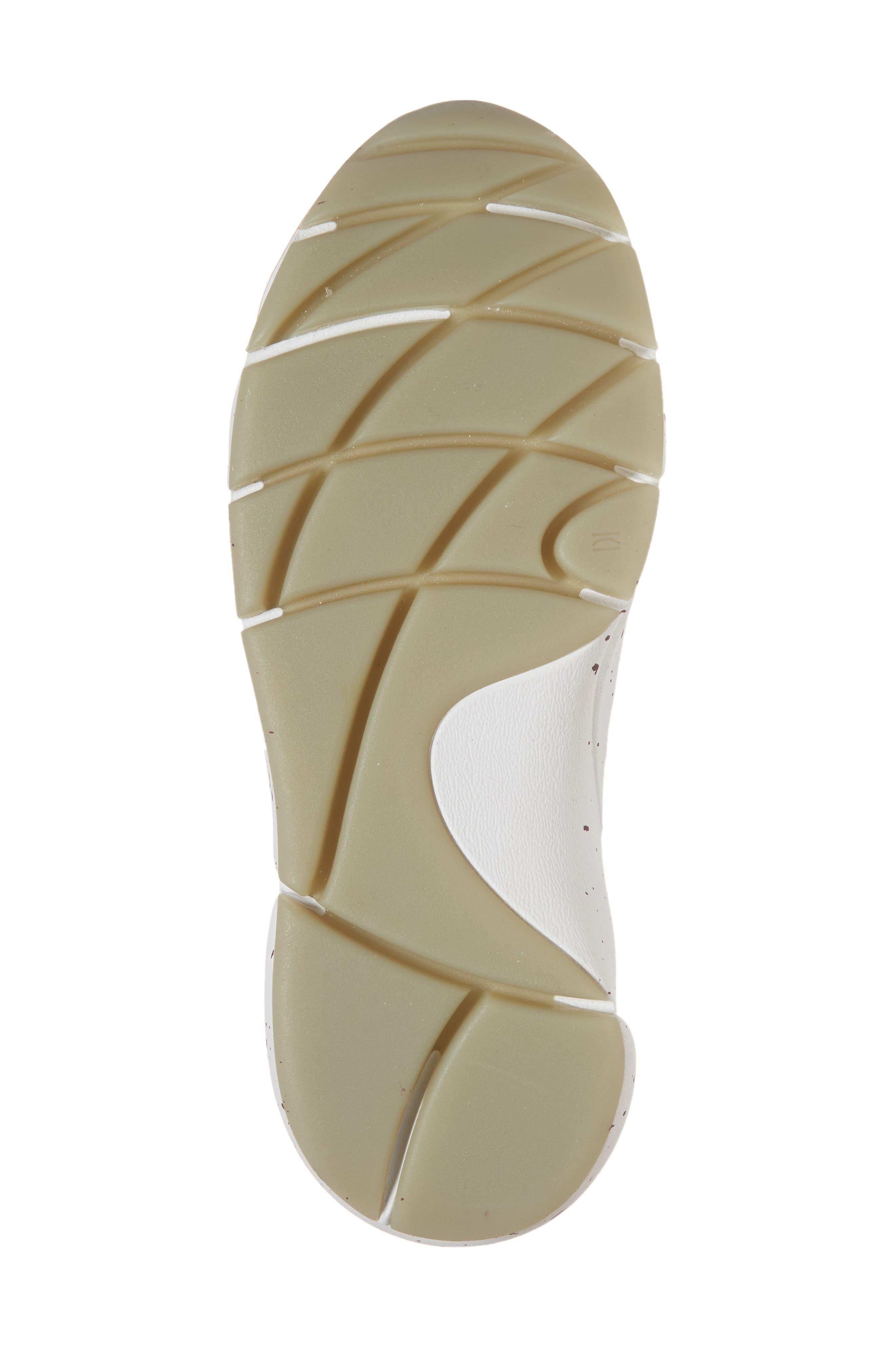 The Interceptor Sneaker,                             Alternate thumbnail 6, color,                             002