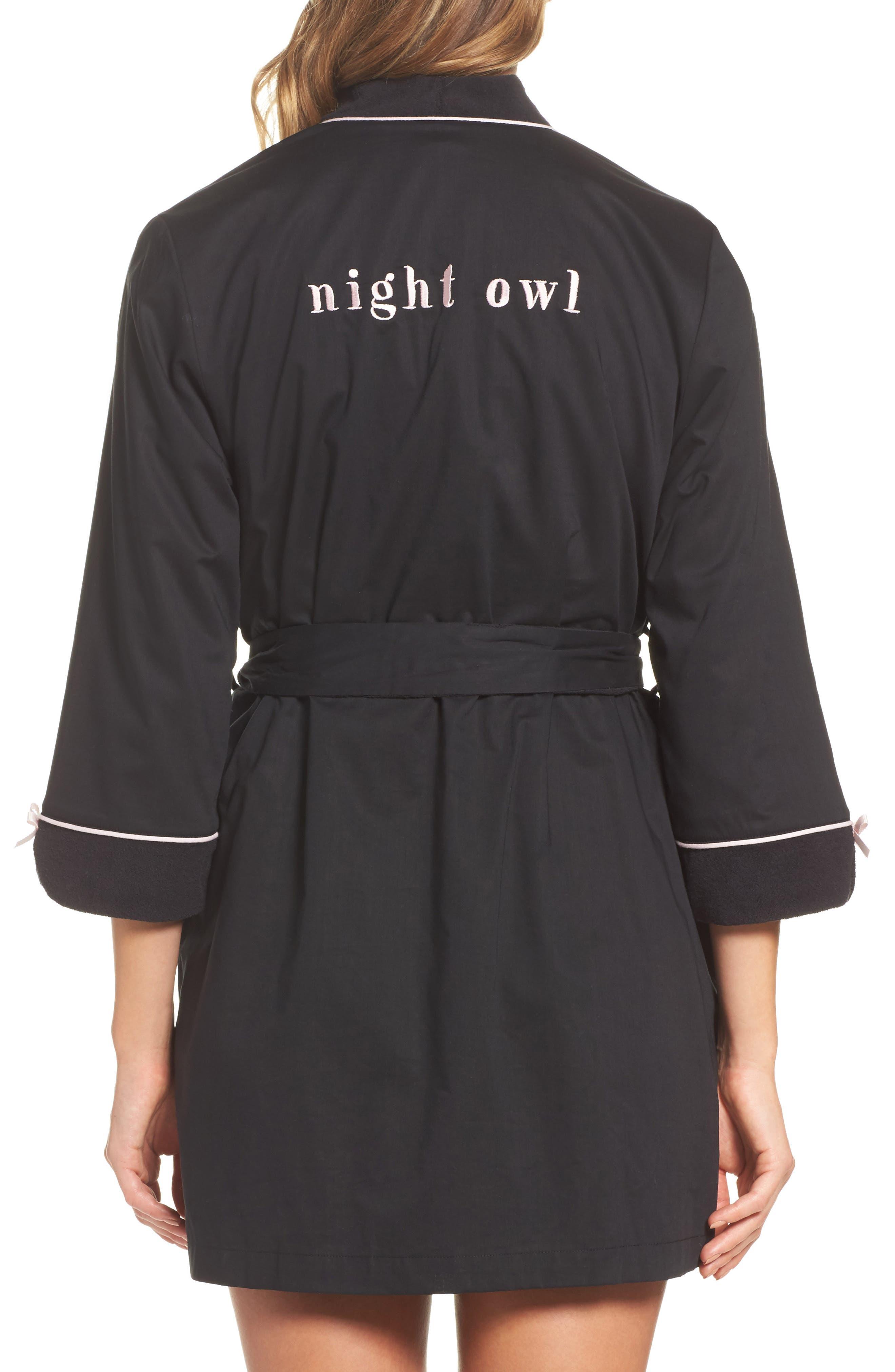 short robe,                             Alternate thumbnail 2, color,                             001
