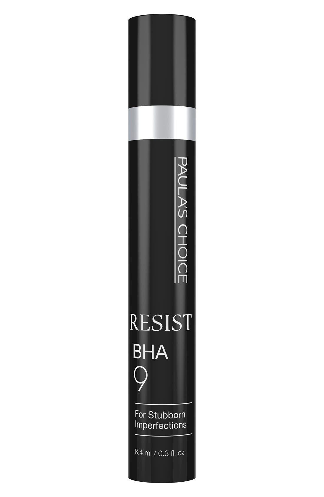 Resist BHA 9,                         Main,                         color, NO COLOR