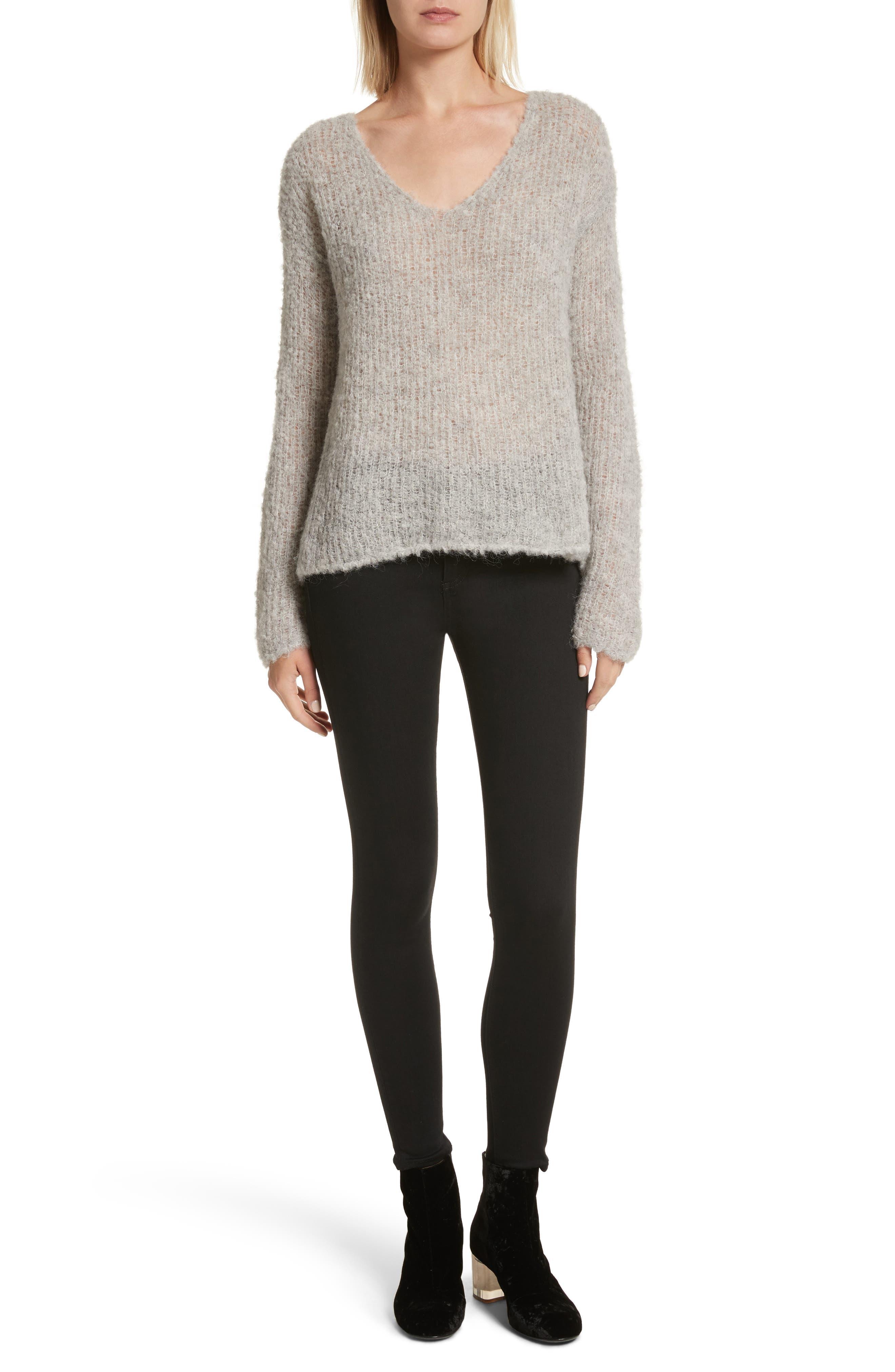 Freda Alpaca Blend Sweater,                             Main thumbnail 2, color,