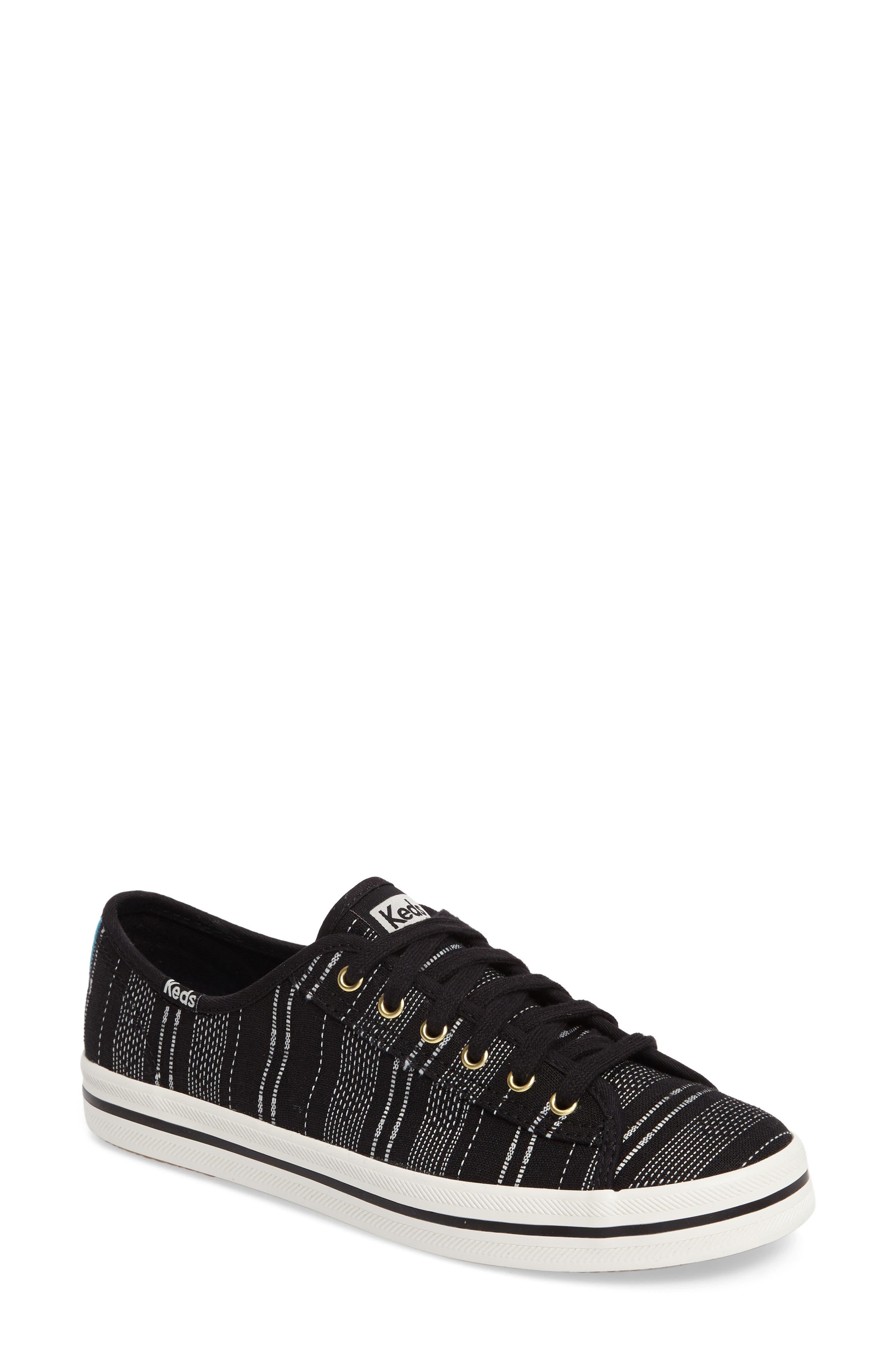 Kickstart Baja Stripe Sneaker,                             Main thumbnail 1, color,                             001
