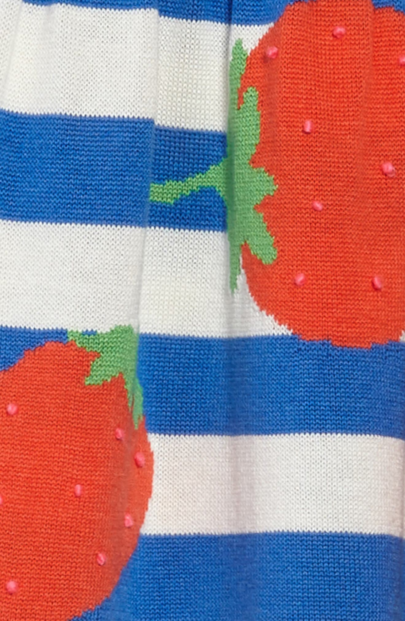 Fruity Summer Dress,                             Alternate thumbnail 3, color,                             424