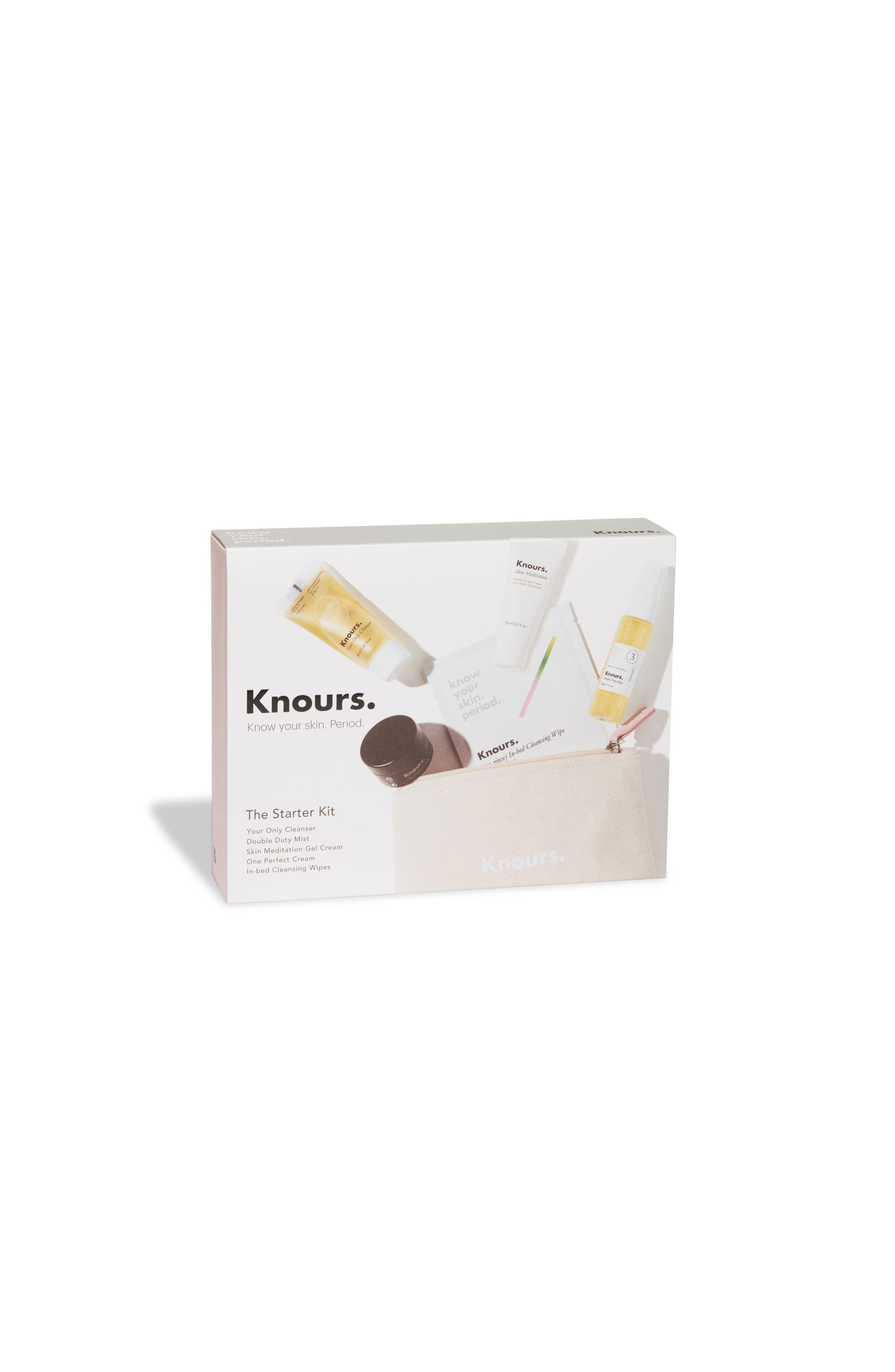 KNOURS,                             Know Your Skin. Period. Skin Care Starter Kit,                             Alternate thumbnail 2, color,                             650