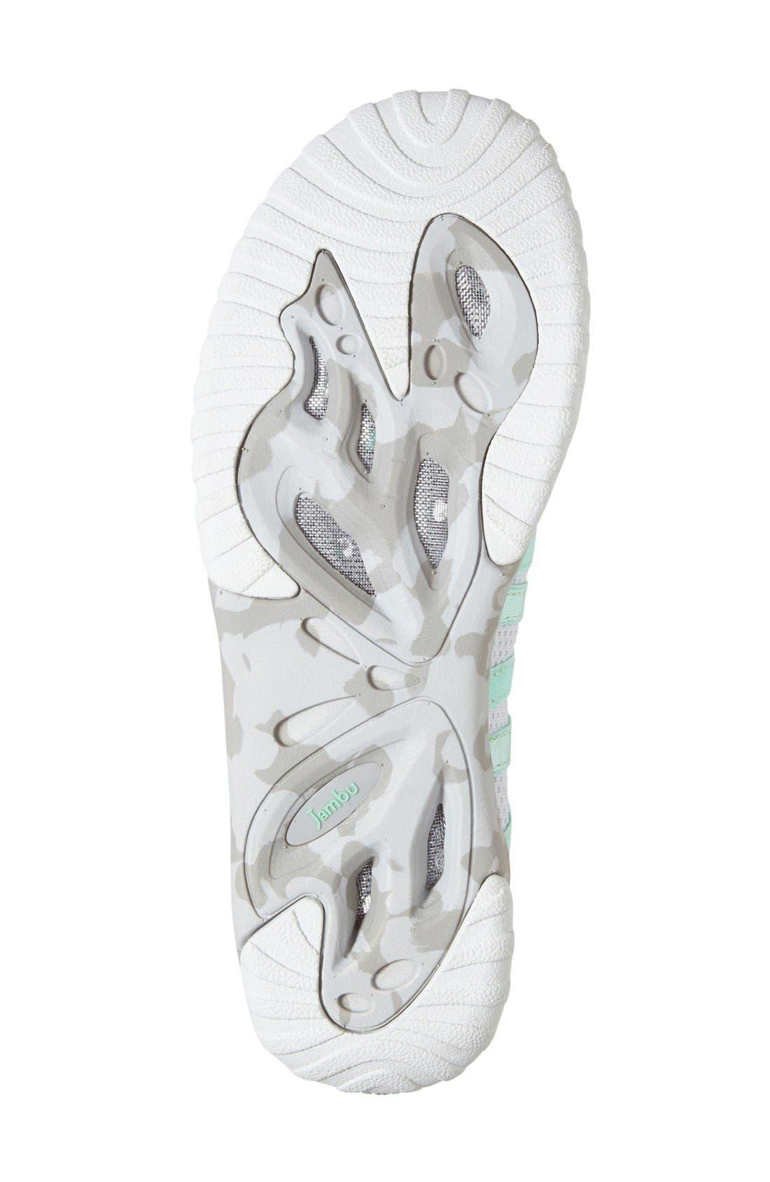 'Manuka' Water Friendly Slip-On Sneaker,                             Alternate thumbnail 8, color,