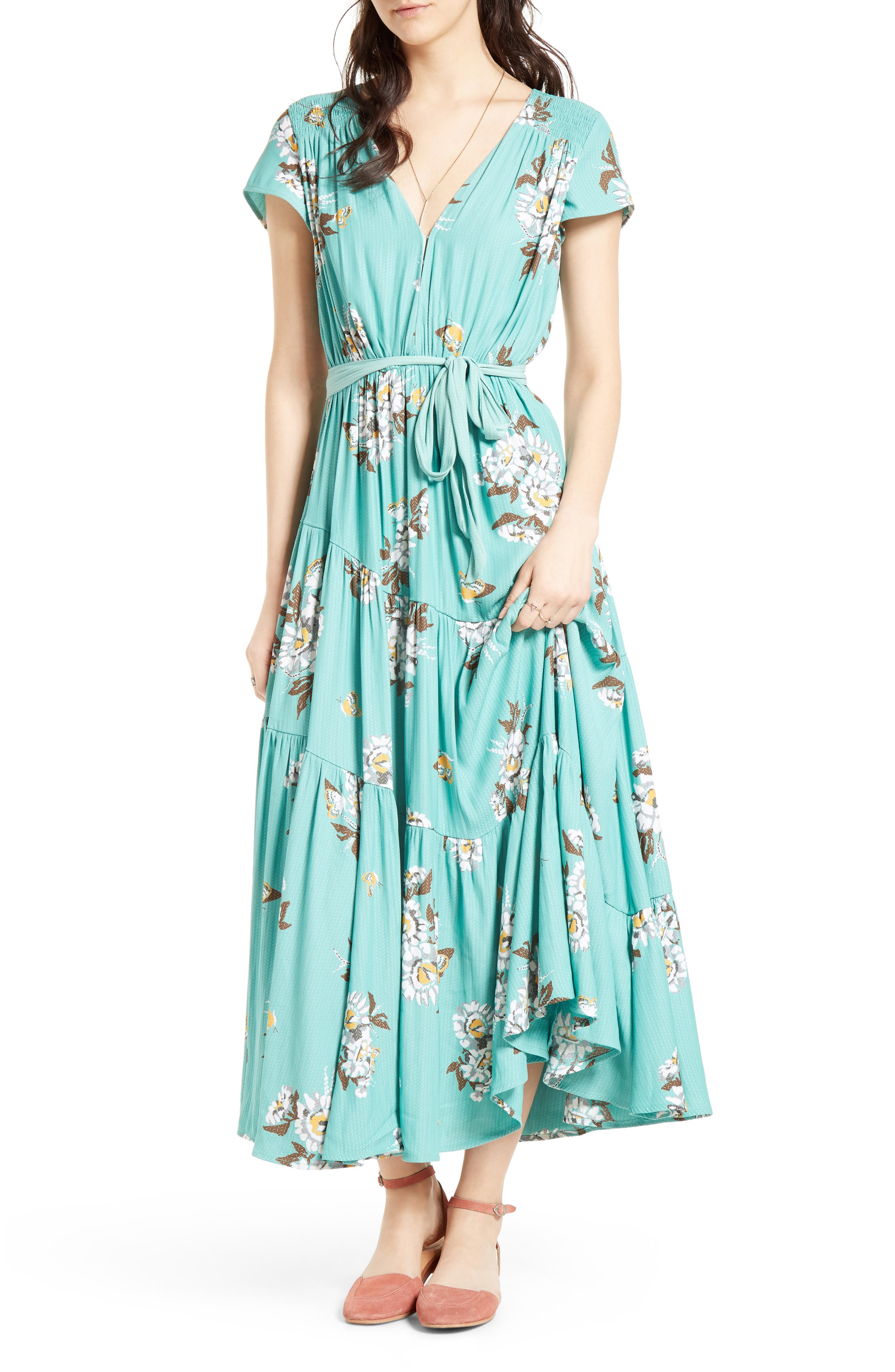 All I Got Maxi Dress,                         Main,                         color, 446
