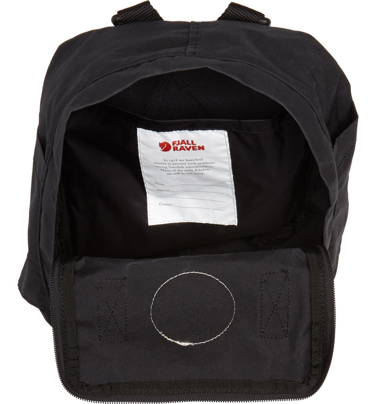 a7795b2c46c9 Fjällräven  Mini Kånken  Water Resistant Backpack (Nordstrom Exclusive  Color)