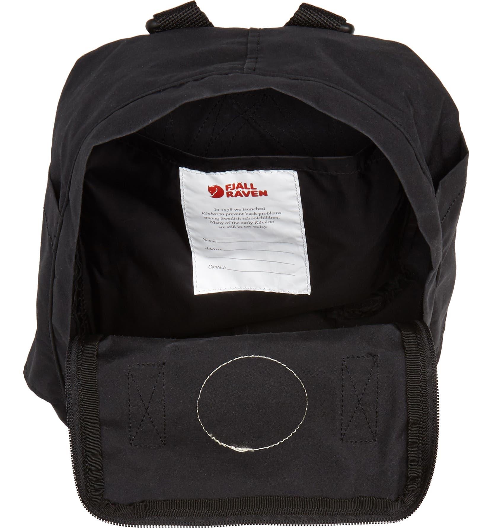 7850966f2513 Fjällräven  Mini Kånken  Water Resistant Backpack (Nordstrom Exclusive Color)