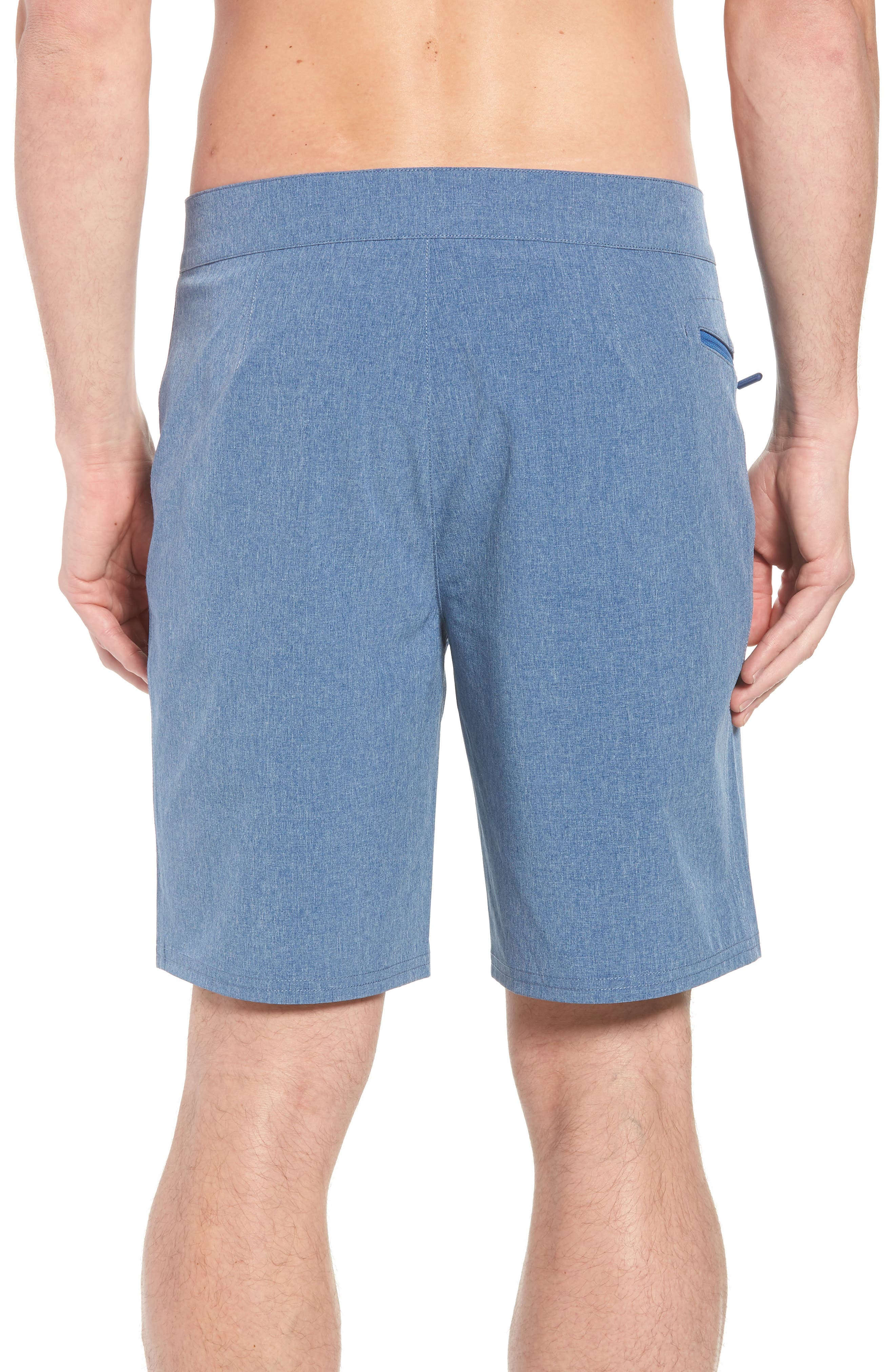 Heather Stretch Board Shorts,                             Alternate thumbnail 2, color,                             461
