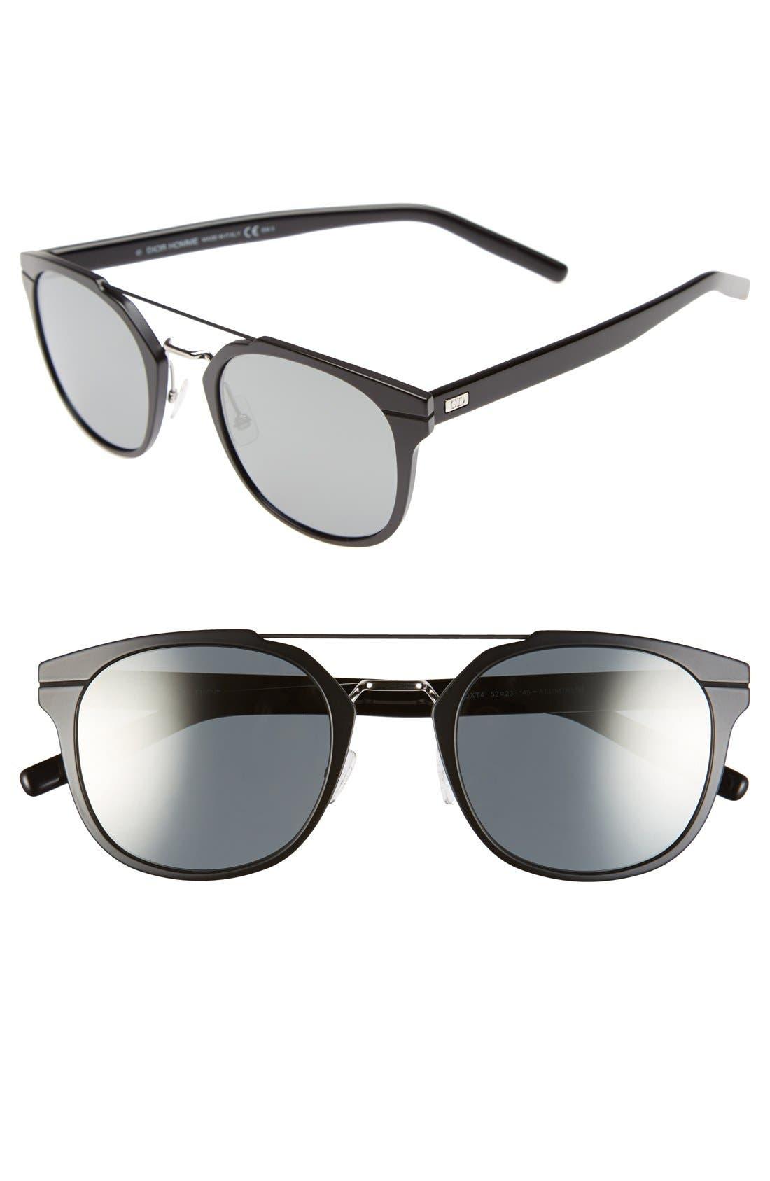 'AL 13.5S' 52mm Sunglasses,                             Main thumbnail 2, color,