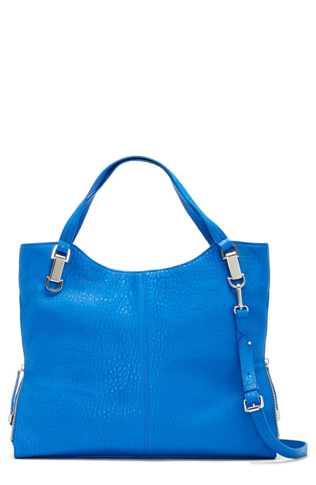 'Riley' Leather Tote,                             Main thumbnail 20, color,