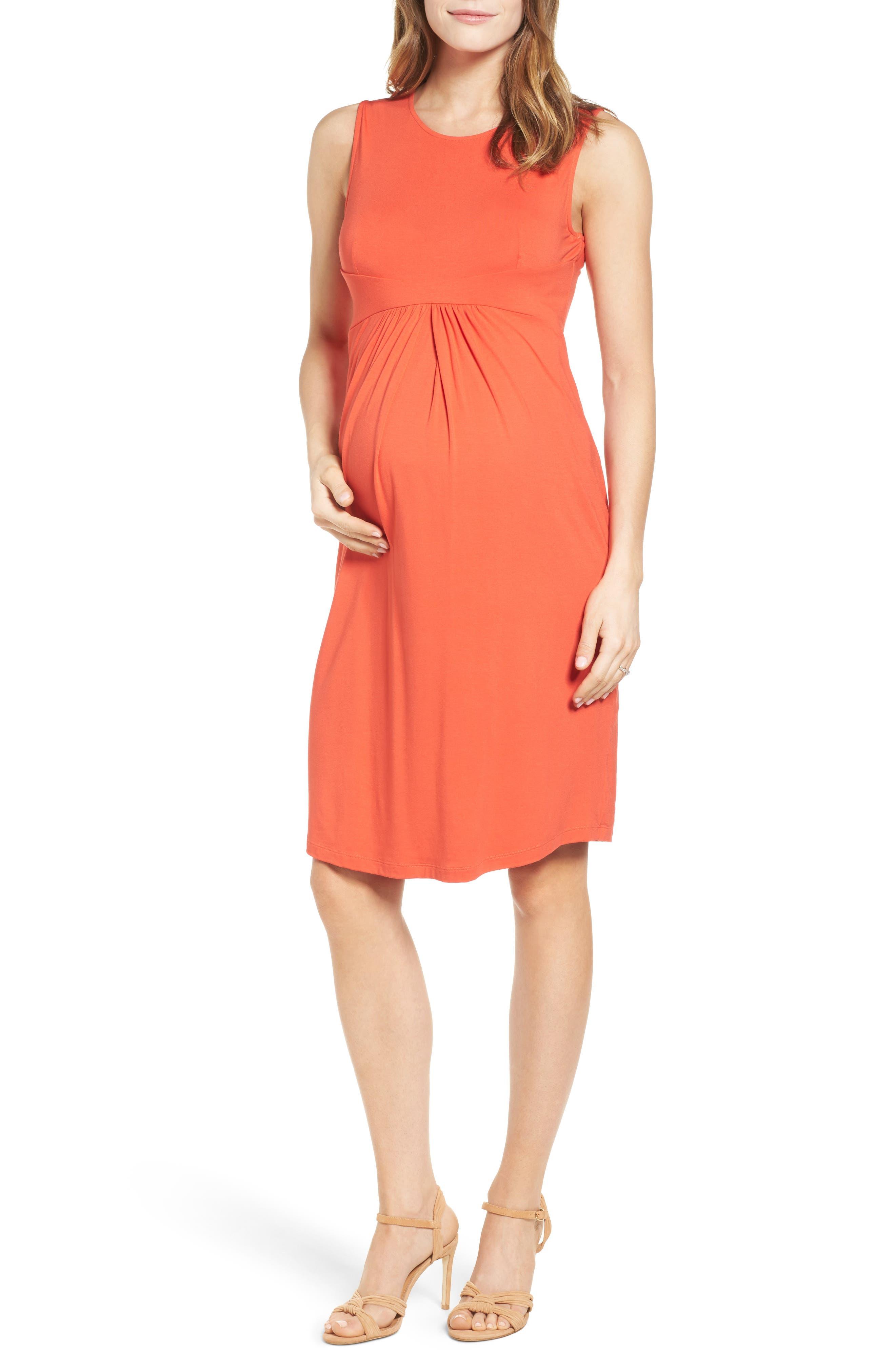 Coraline Maternity Shift Dress,                         Main,                         color, 950