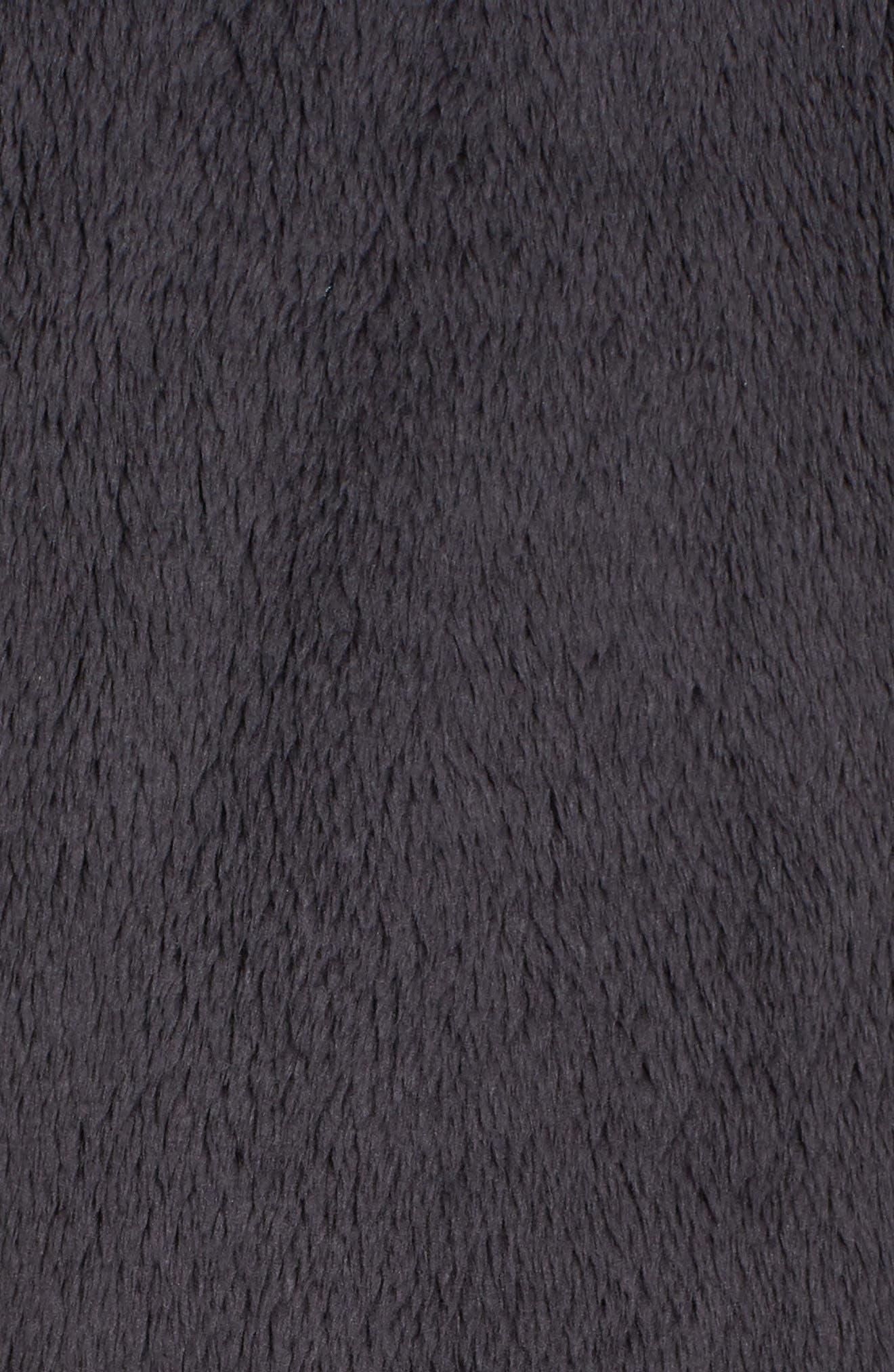 Osito Sport Hybrid Jacket,                             Alternate thumbnail 7, color,                             WEATHERED BLACK