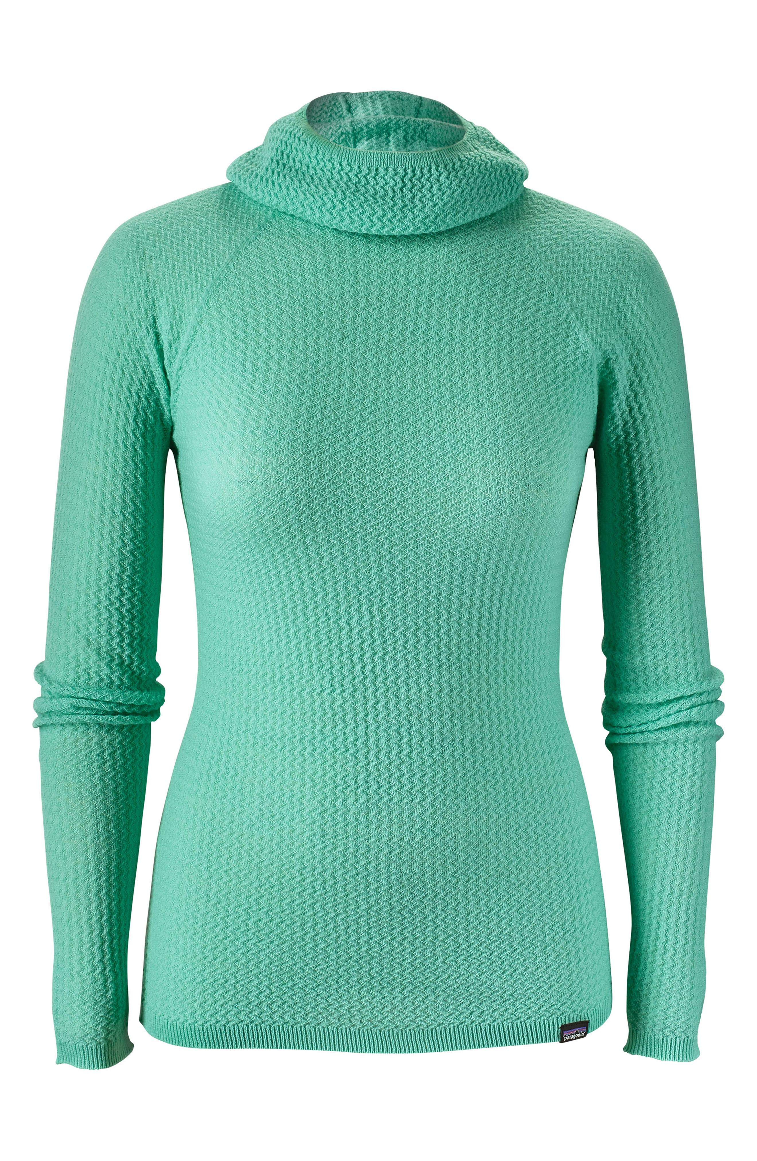 Capilene<sup>®</sup> Air Hoodie,                         Main,                         color, VJOSA GREEN