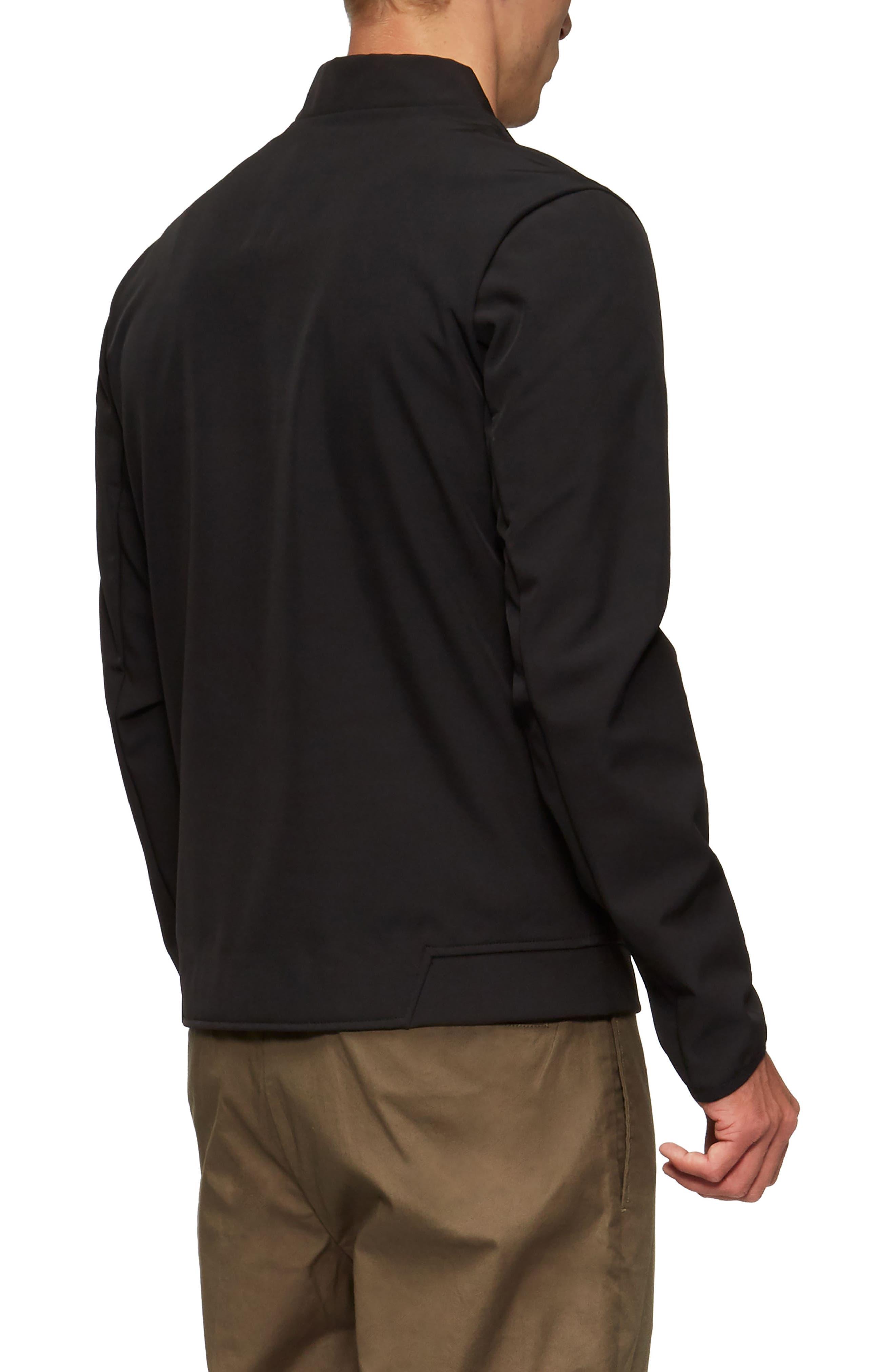 Decoy Fleece Jacket,                             Alternate thumbnail 2, color,                             001