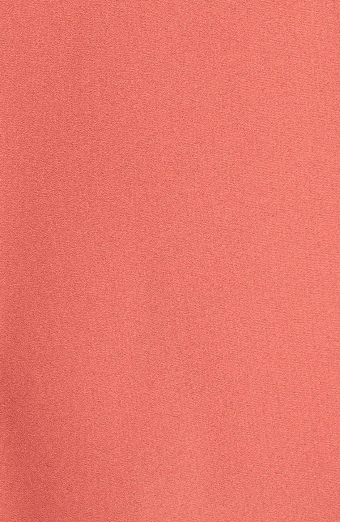 Cuff Sleeve Woven Tee,                             Alternate thumbnail 194, color,