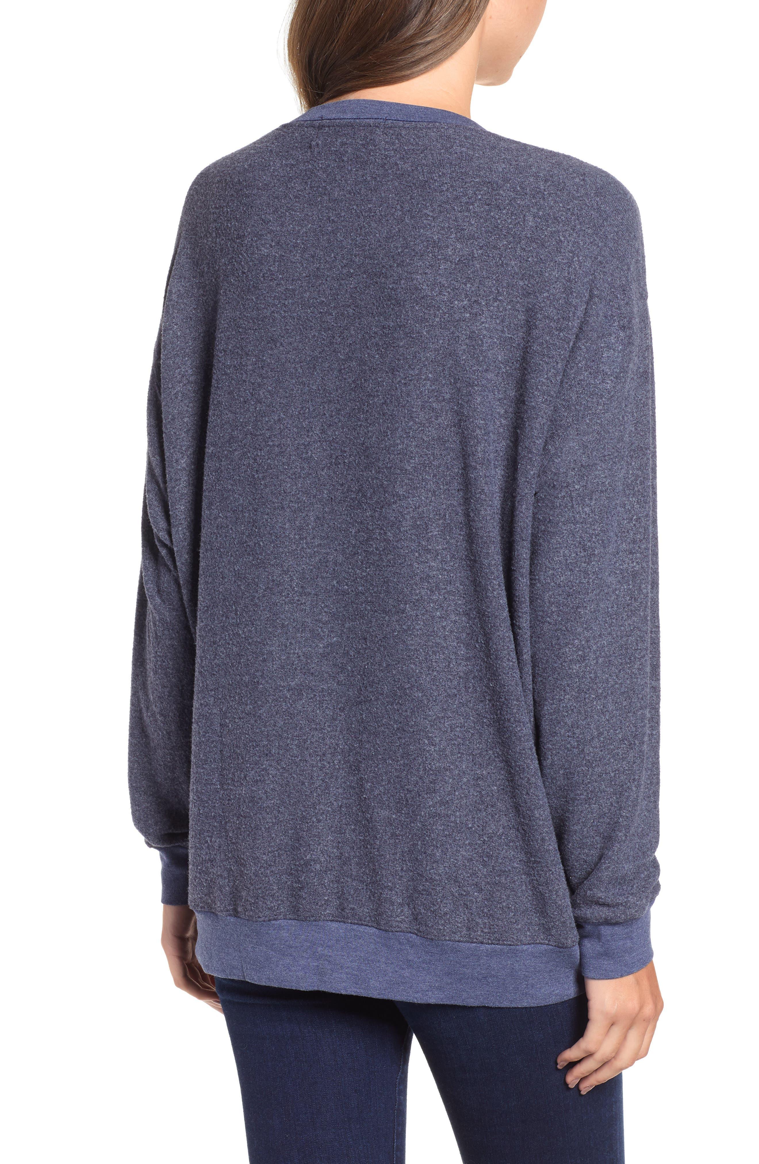 Roadtrip - New York's Finest Pullover,                             Alternate thumbnail 2, color,                             OXFORD