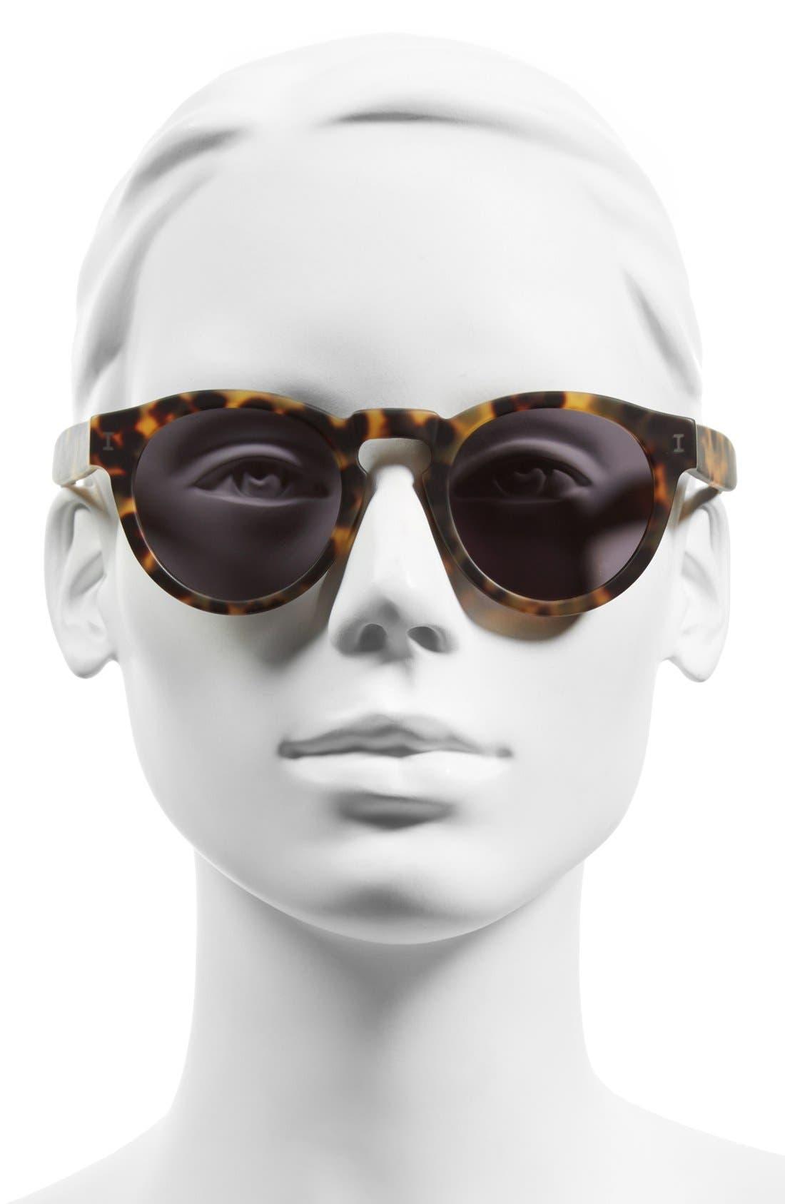 'Leonard' 47mm Sunglasses,                             Alternate thumbnail 124, color,