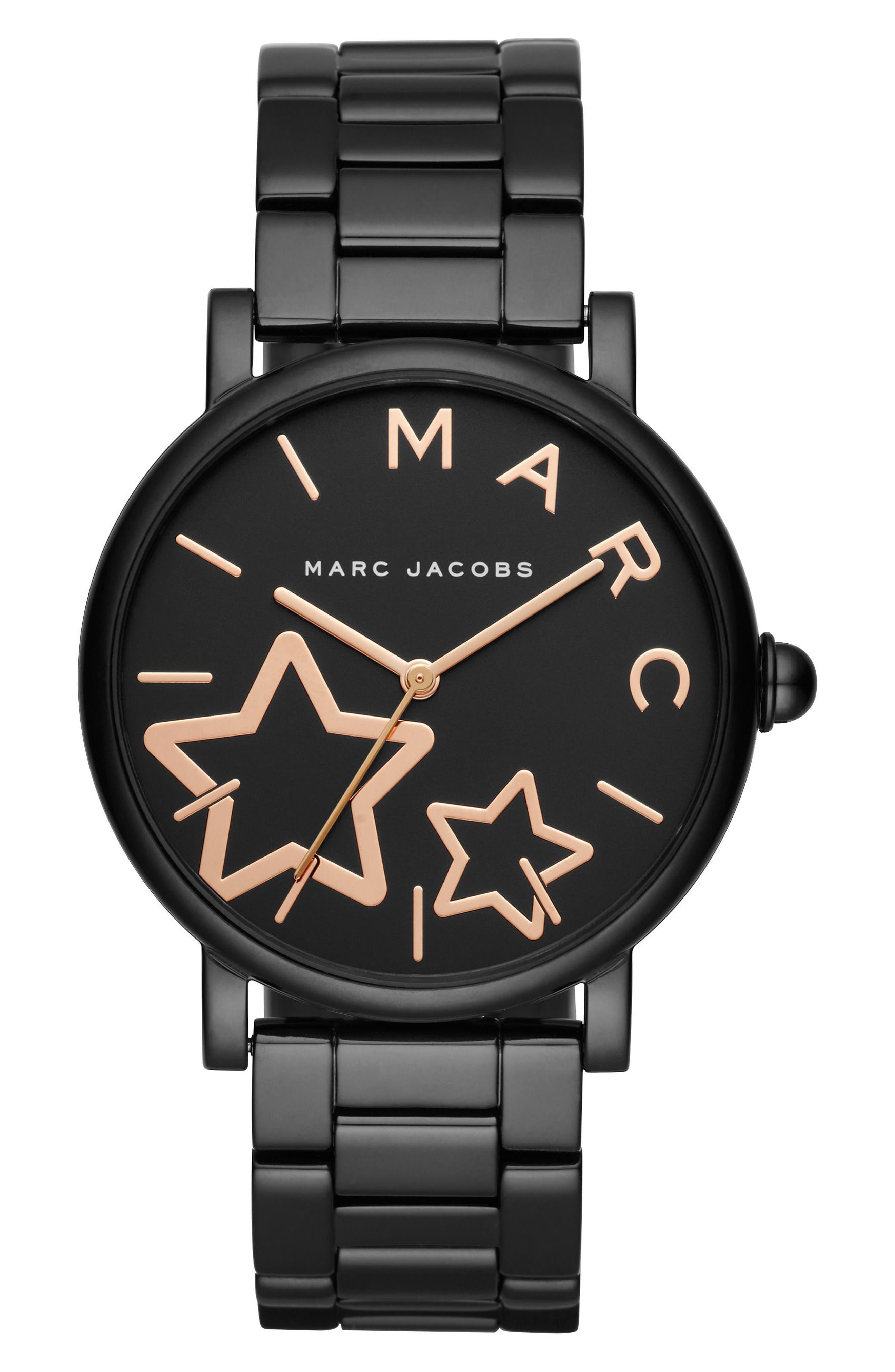 Classic Bracelet Watch, 37mm,                             Main thumbnail 1, color,                             001