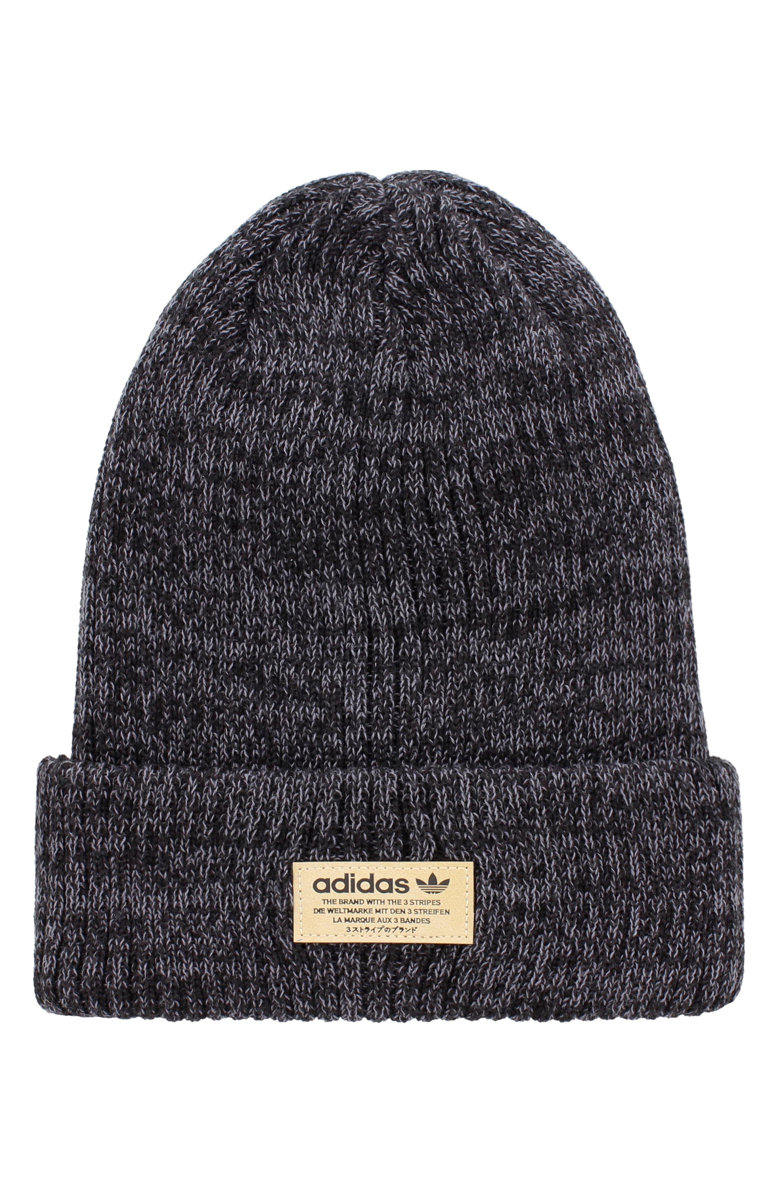 NMD Knit Cap, Main, color, 001