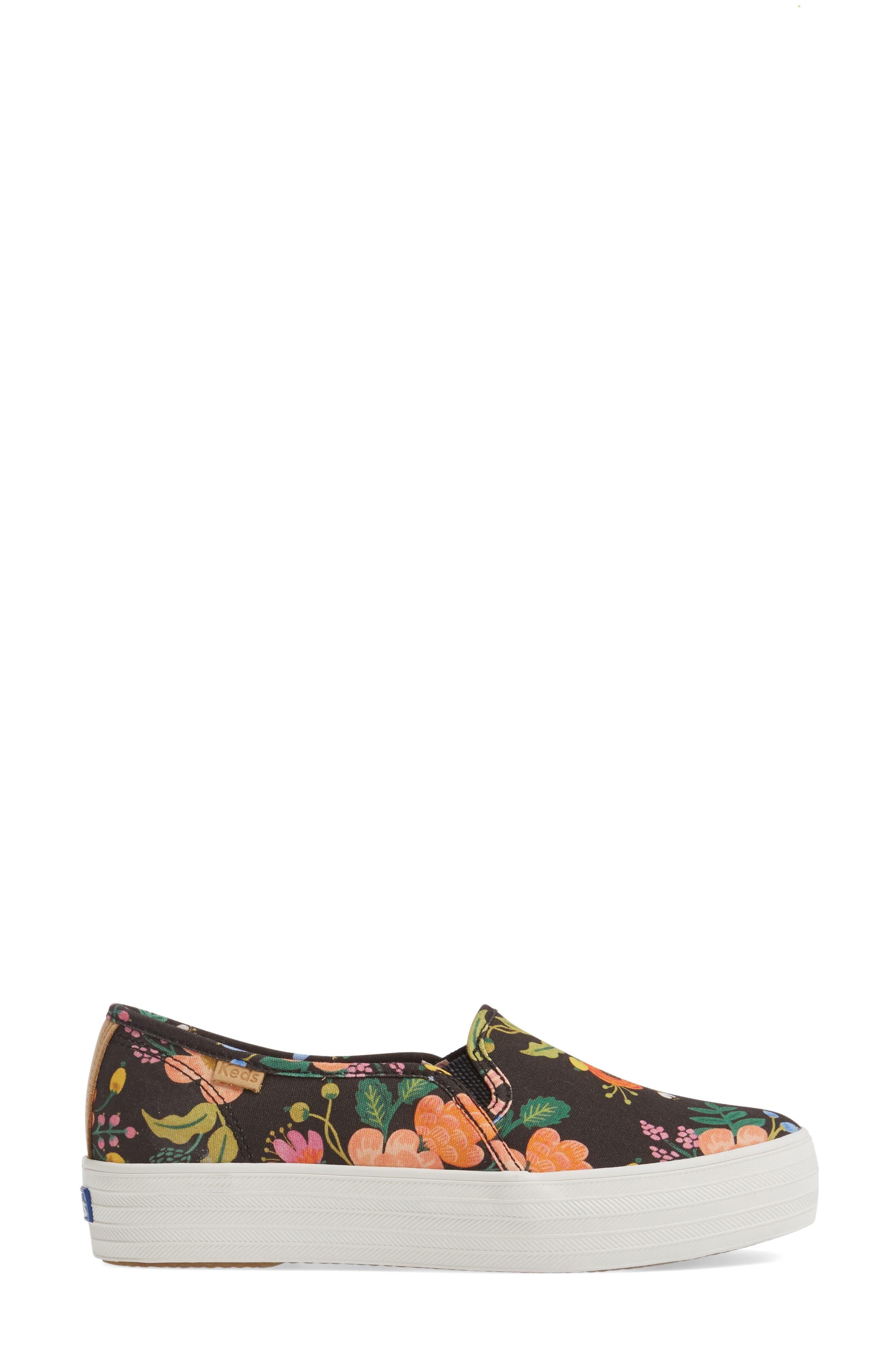 Triple Decker Slip-On Platform Sneaker,                             Alternate thumbnail 20, color,