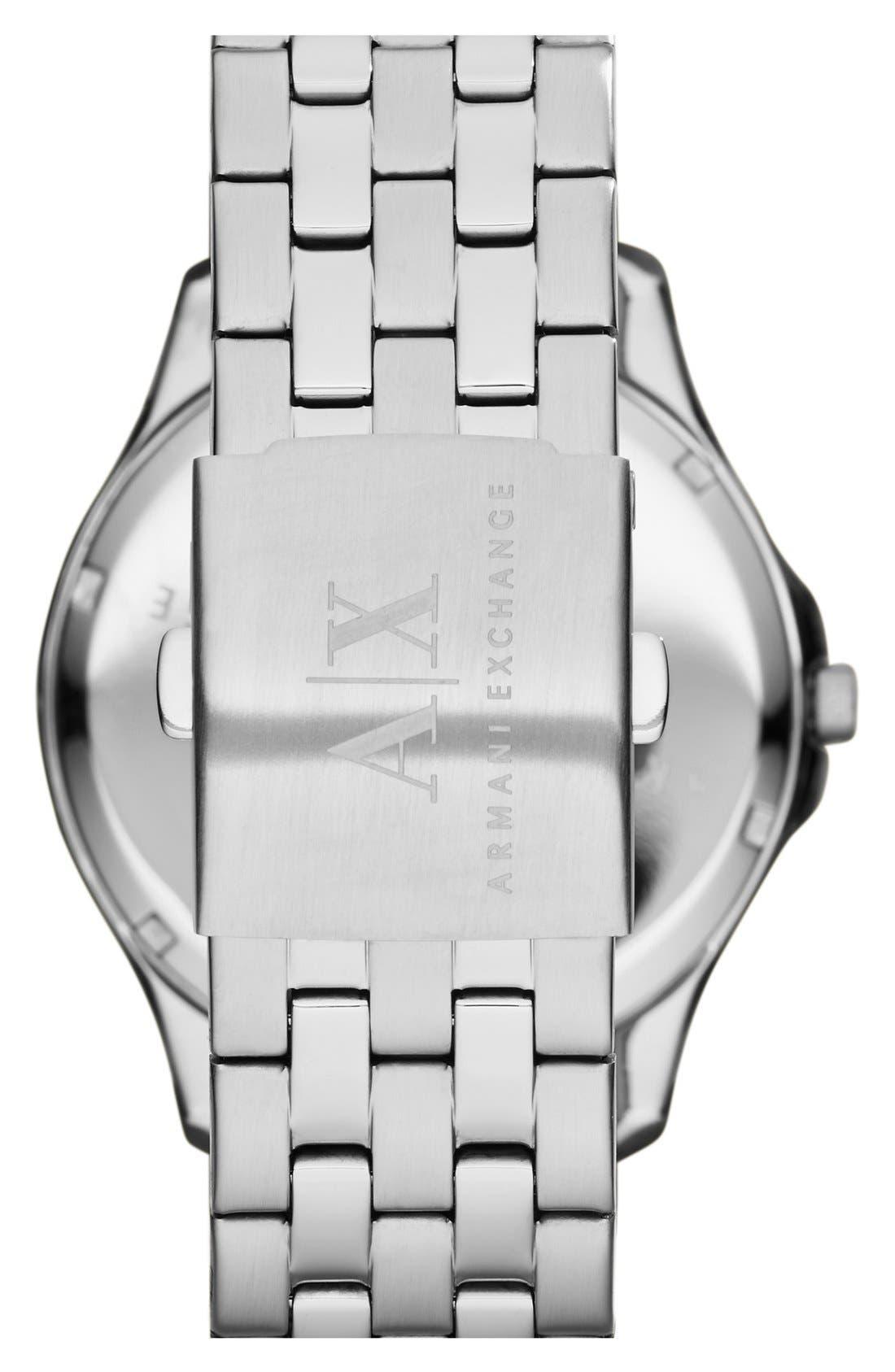 Round Bracelet Watch, 45mm,                             Alternate thumbnail 16, color,
