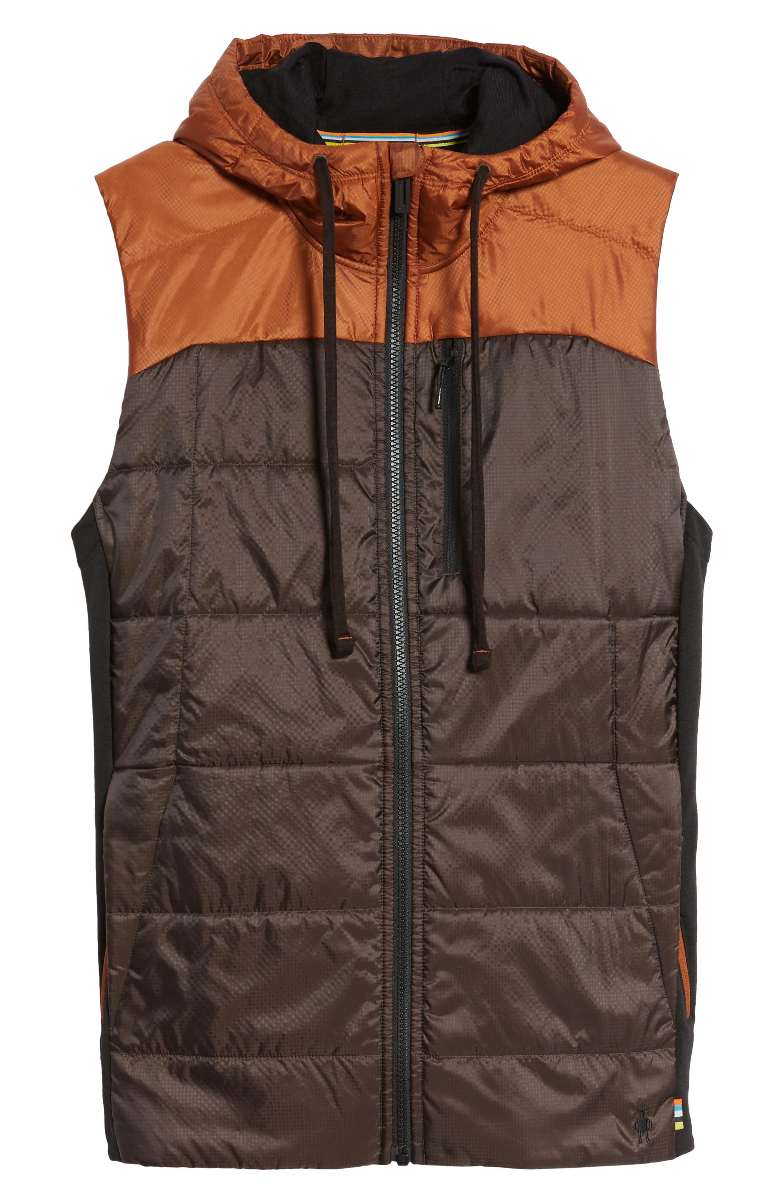 Double Propulsion Hooded Vest,                             Alternate thumbnail 5, color,                             200