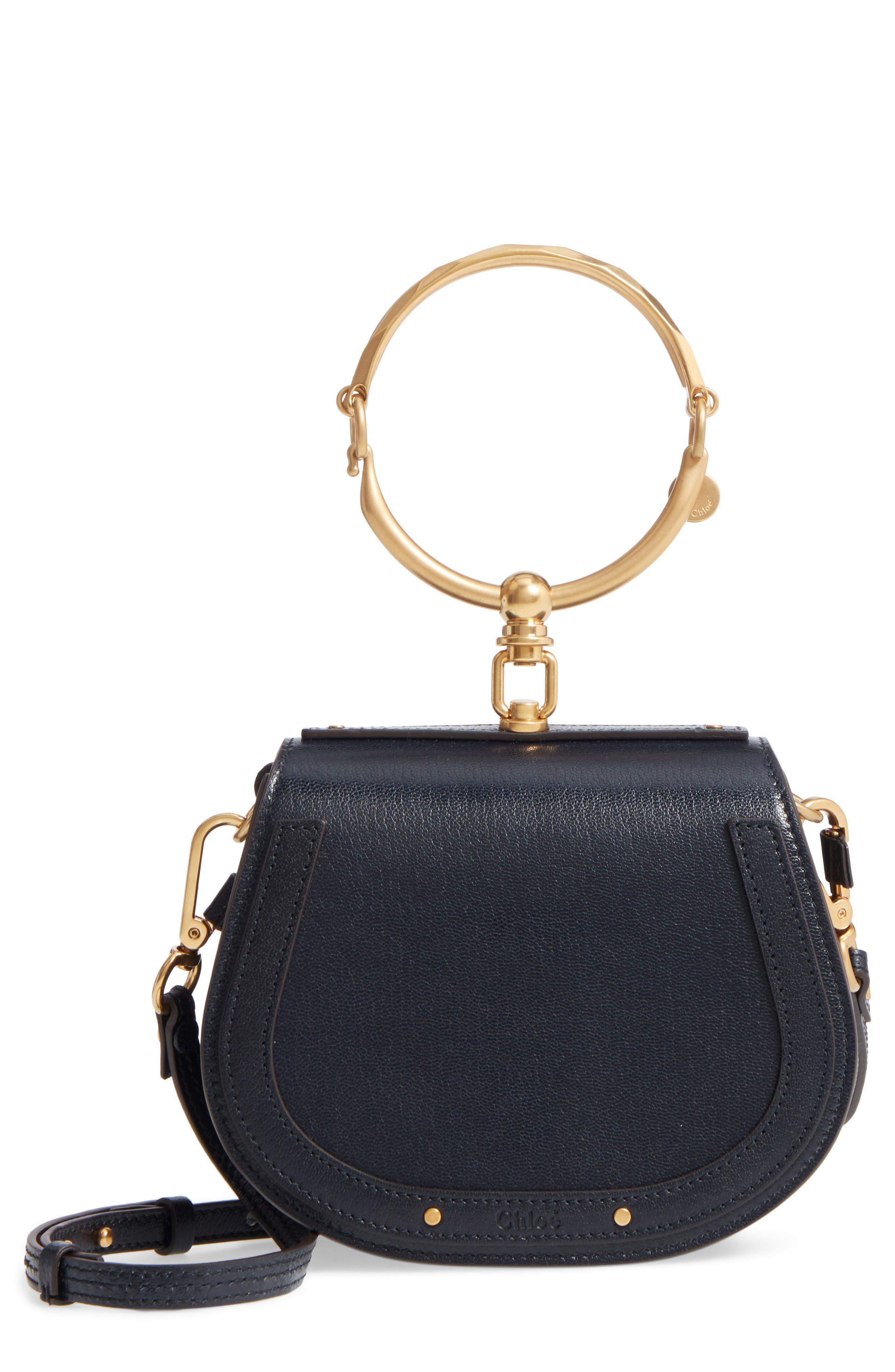 Small Nile Leather Crossbody Bag,                             Main thumbnail 1, color,                             412