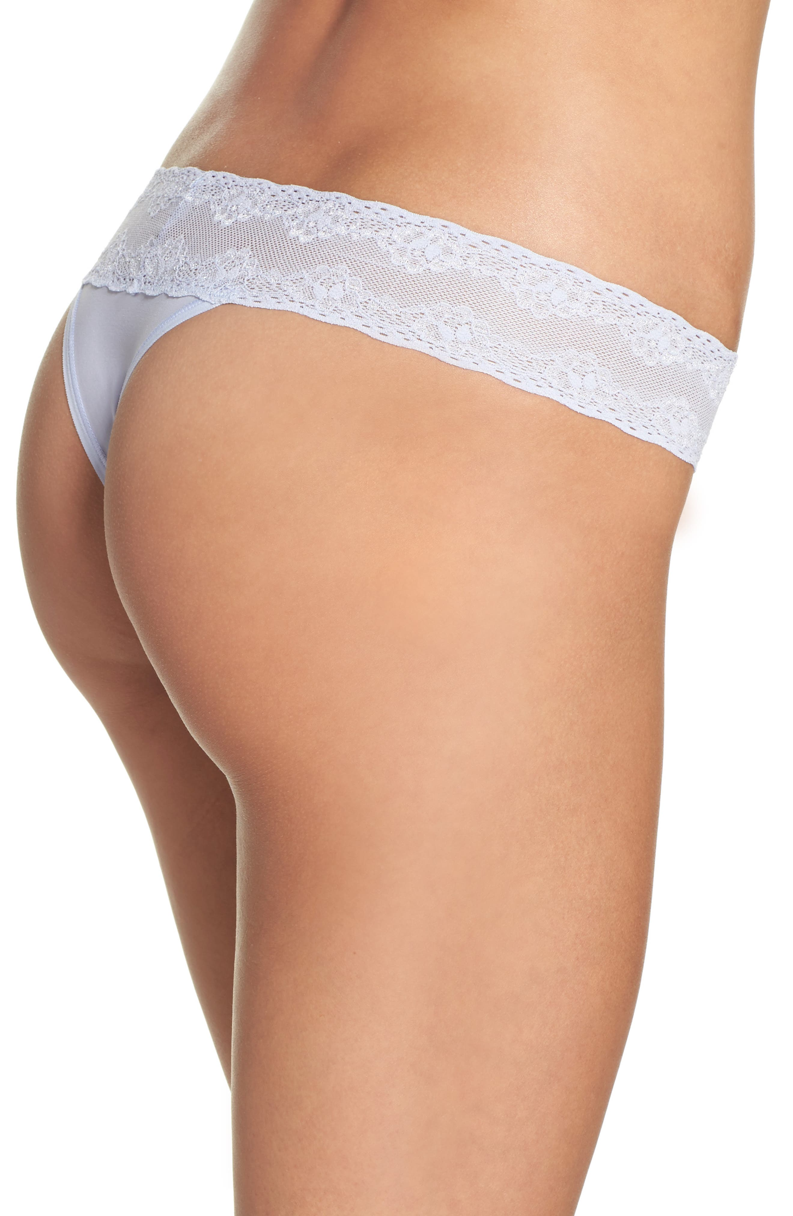 Bliss Perfection Thong,                             Alternate thumbnail 164, color,