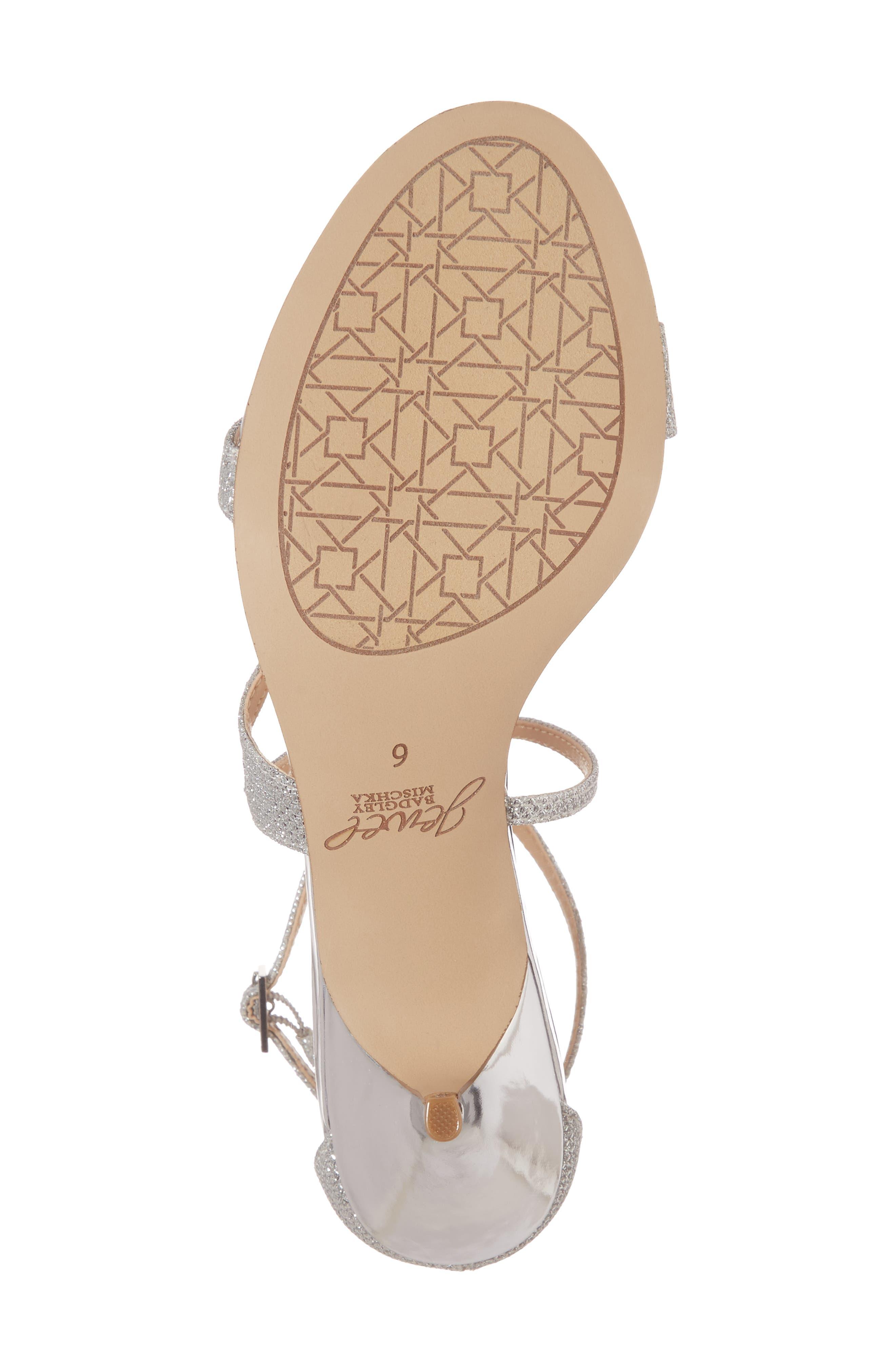 Gail Crystal Embellished Sandal,                             Alternate thumbnail 17, color,