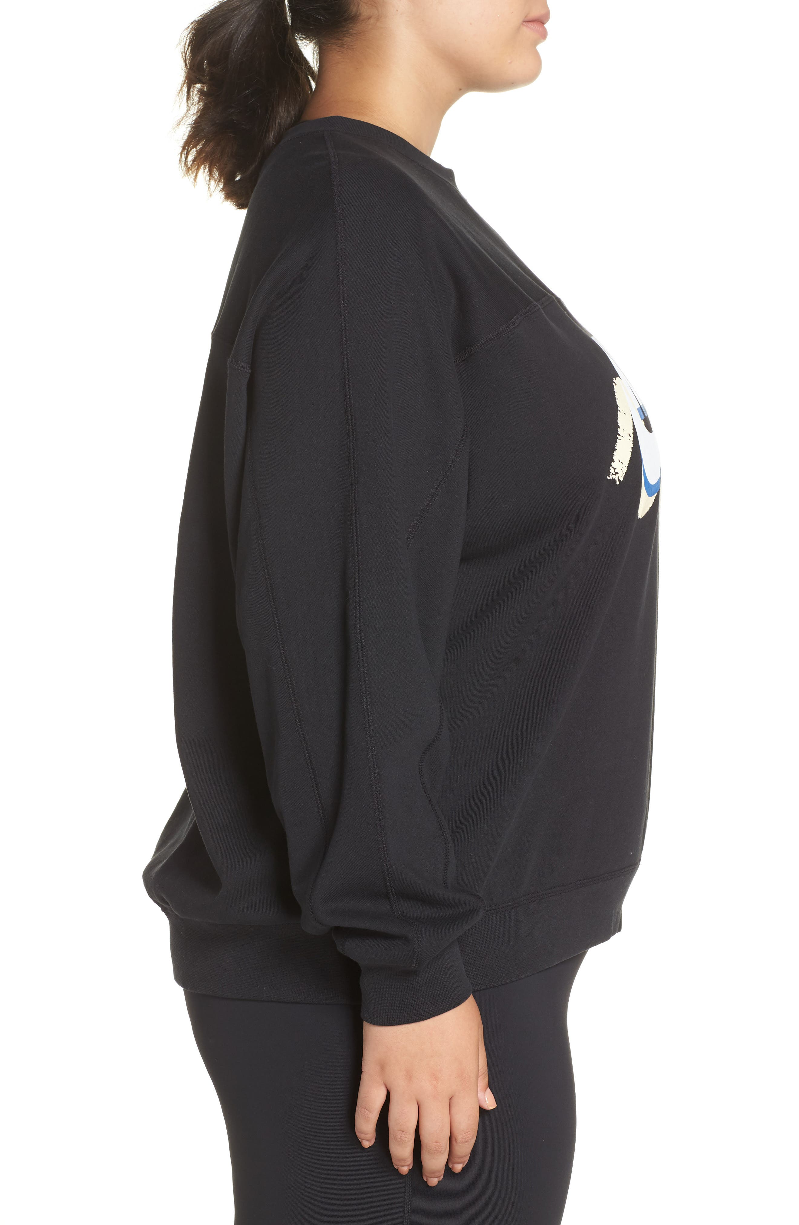 Sportswear Archive Sweatshirt,                             Alternate thumbnail 3, color,                             010