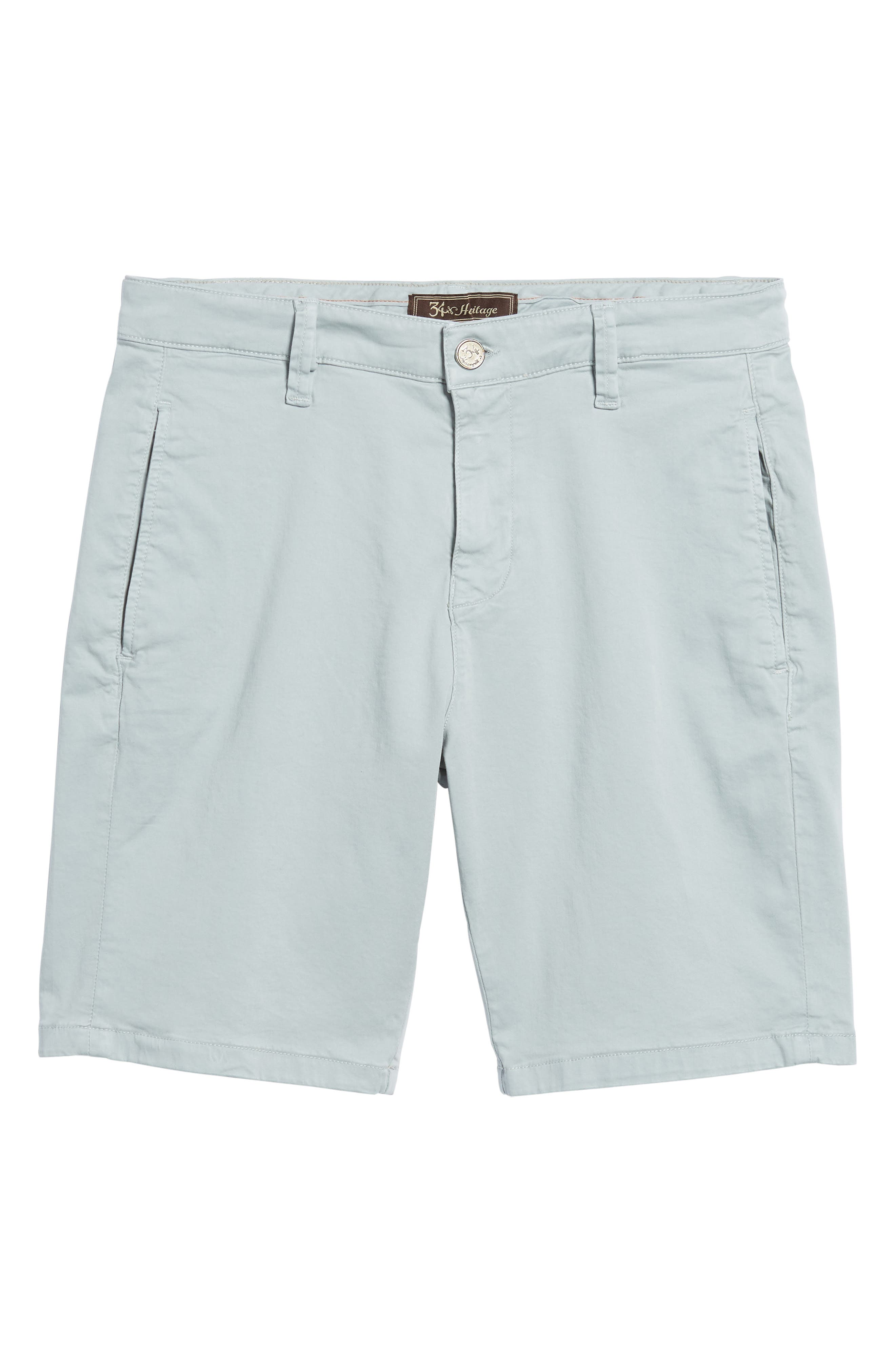 Nevada Twill Shorts,                             Alternate thumbnail 6, color,                             ICE TWILL