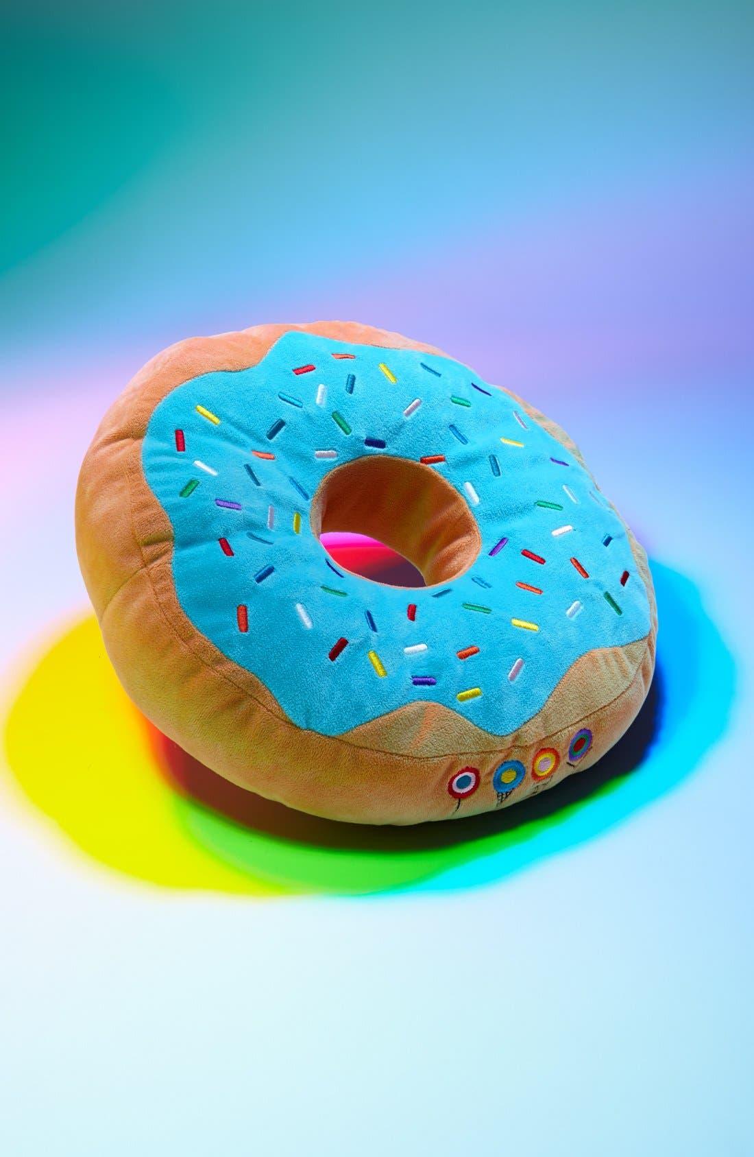 Donut Pillow,                             Main thumbnail 1, color,                             400