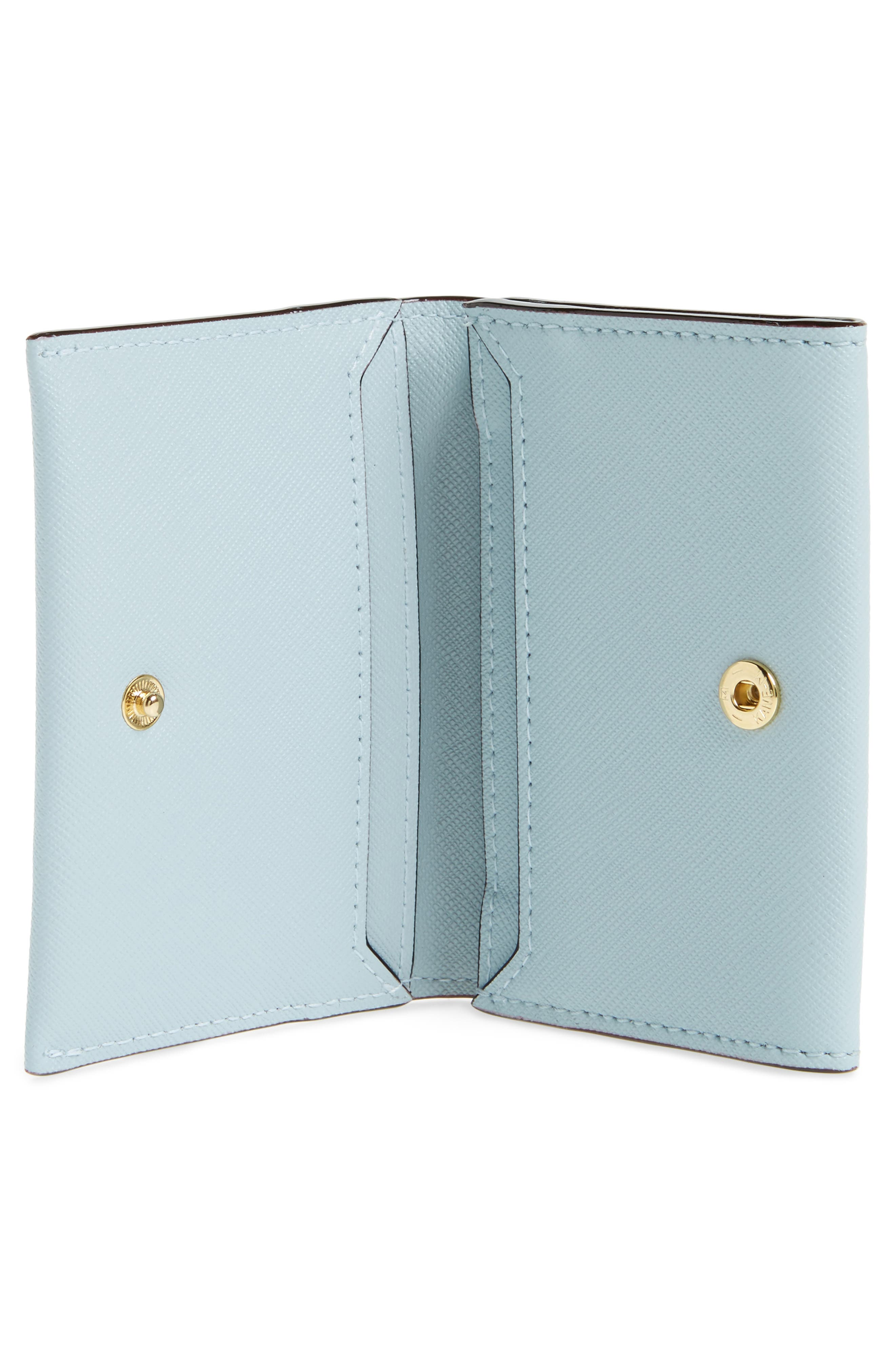 cameron street - farren leather card case,                             Alternate thumbnail 6, color,