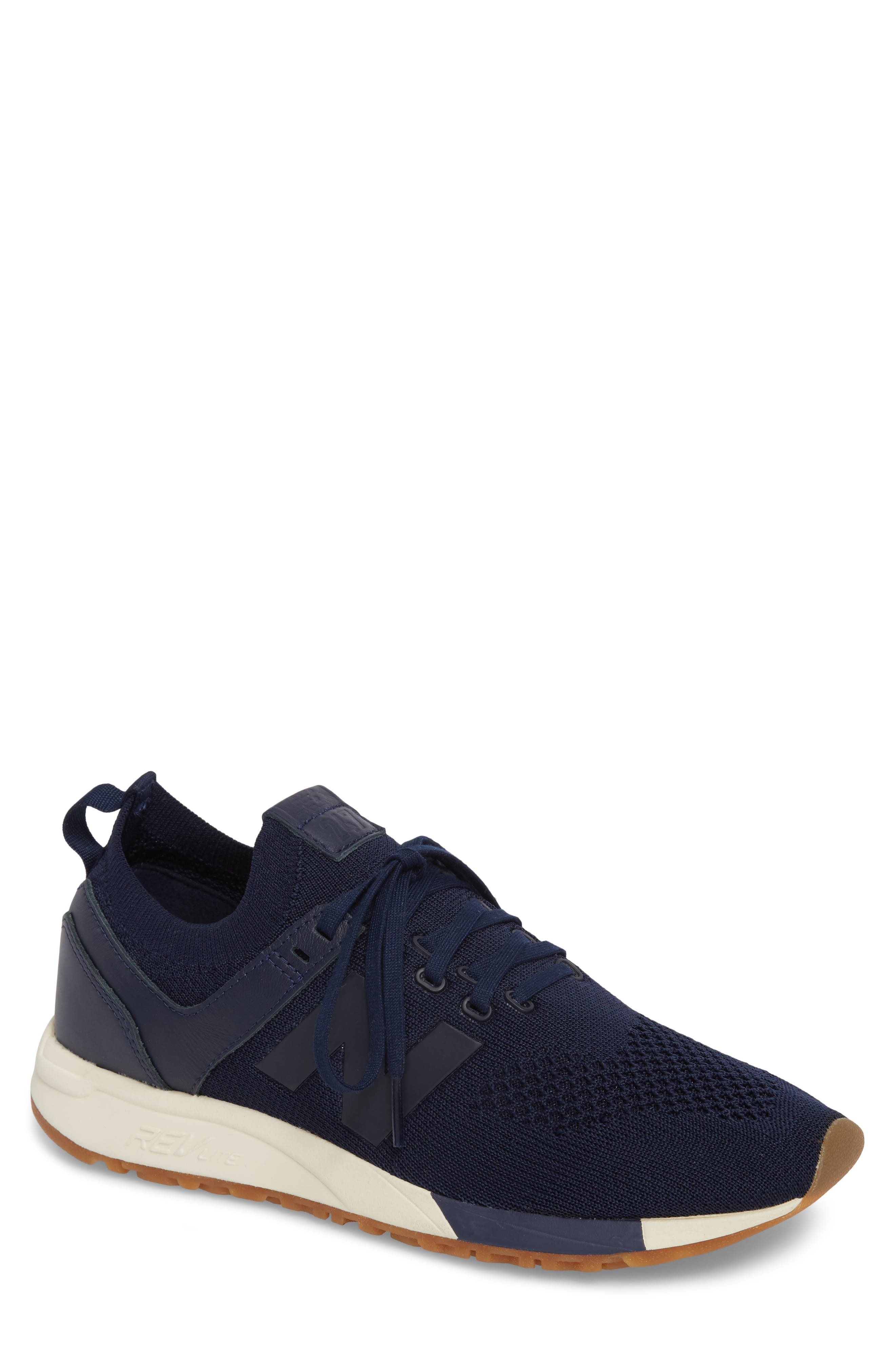 247 Decon Knit Sneaker,                             Main thumbnail 4, color,