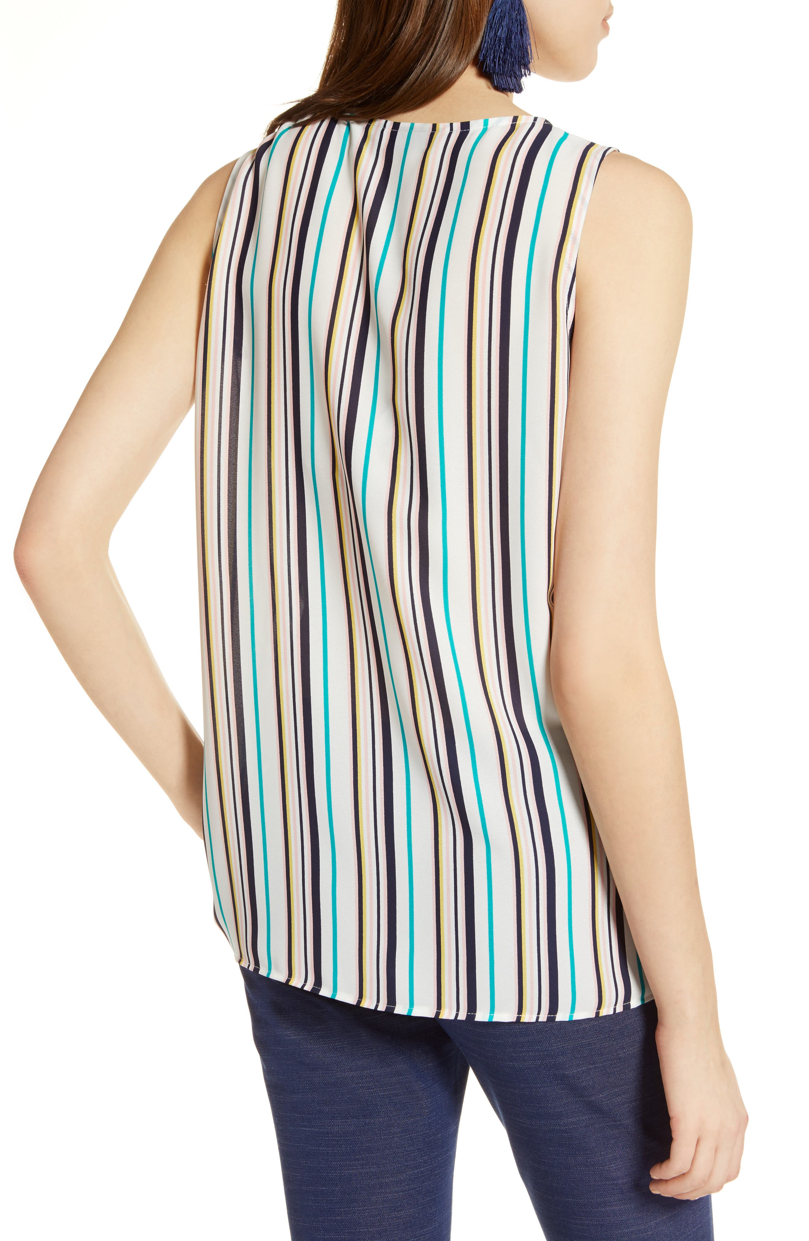 Side Ruched Top,                             Alternate thumbnail 7, color,