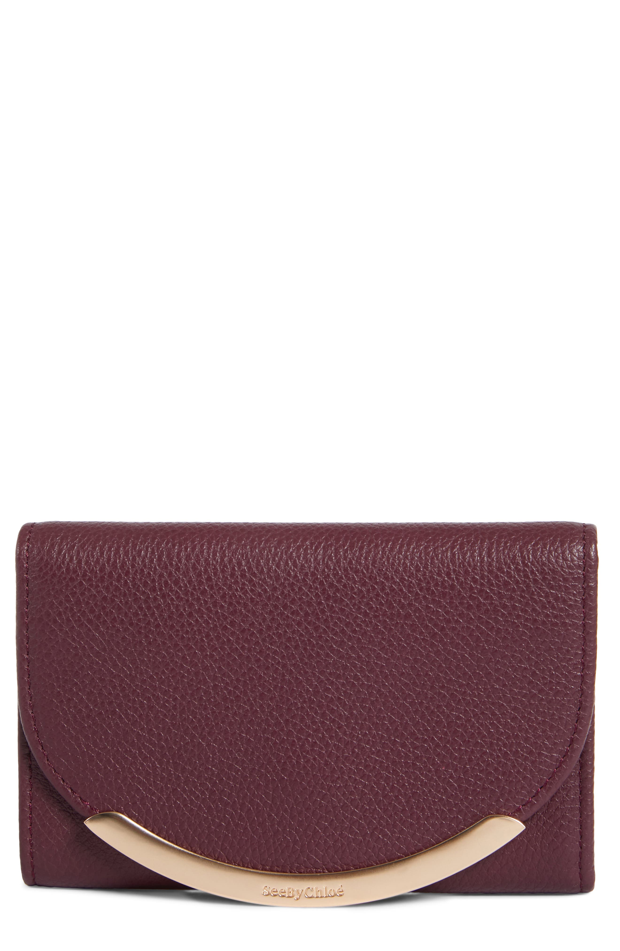 Lizzie Trifold Wallet,                             Main thumbnail 1, color,                             501