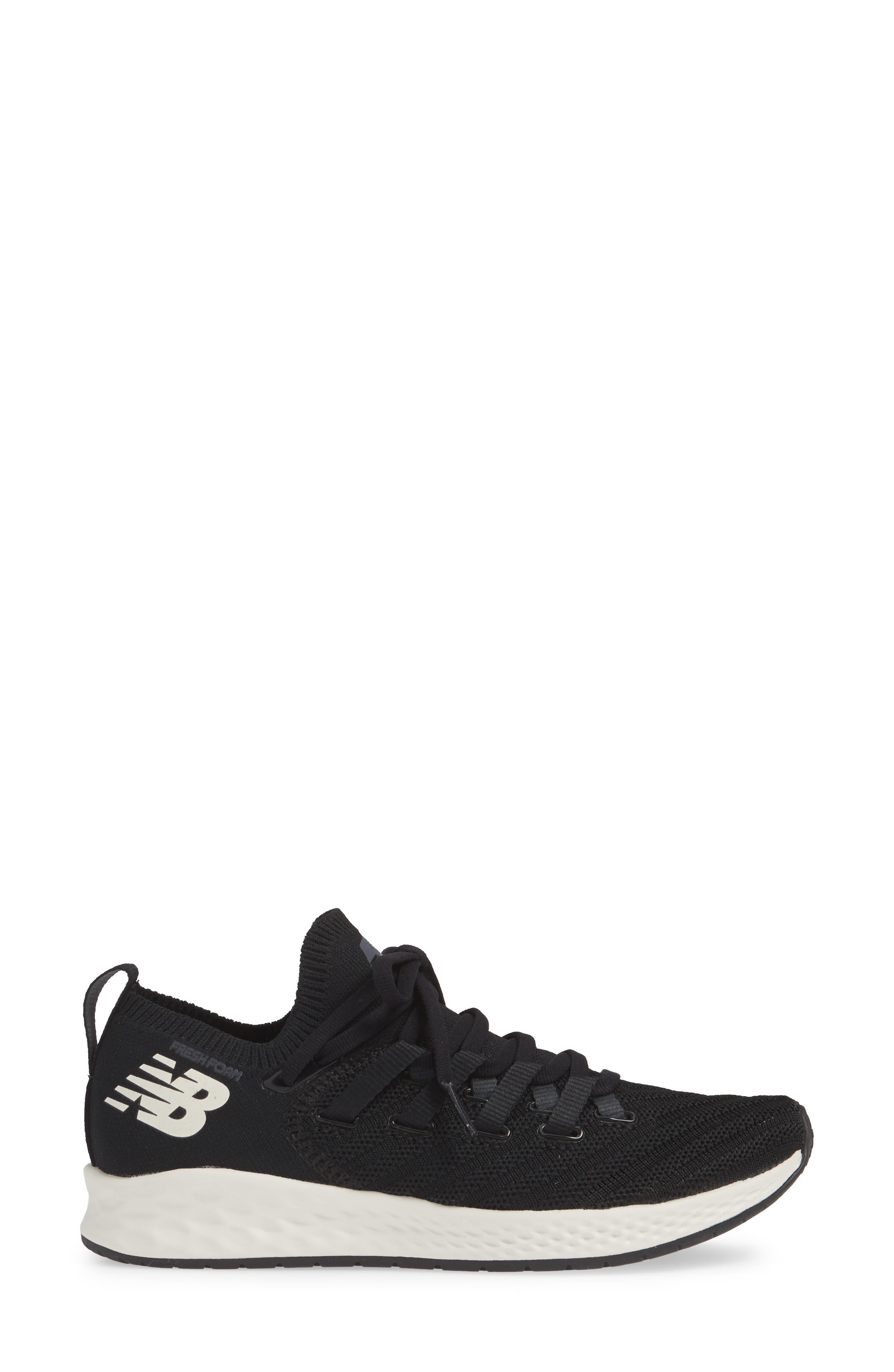 Fresh Foam Zante Training Shoe,                             Alternate thumbnail 3, color,                             001