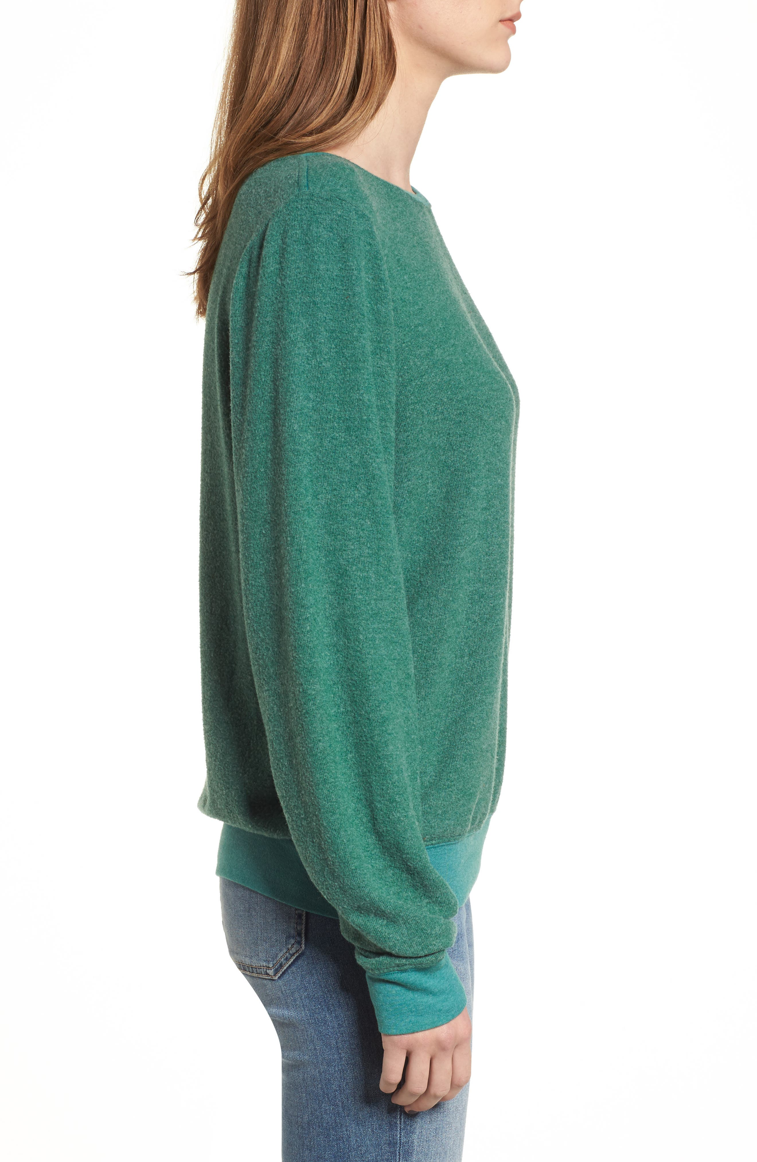 'Baggy Beach Jumper' Pullover,                             Alternate thumbnail 91, color,