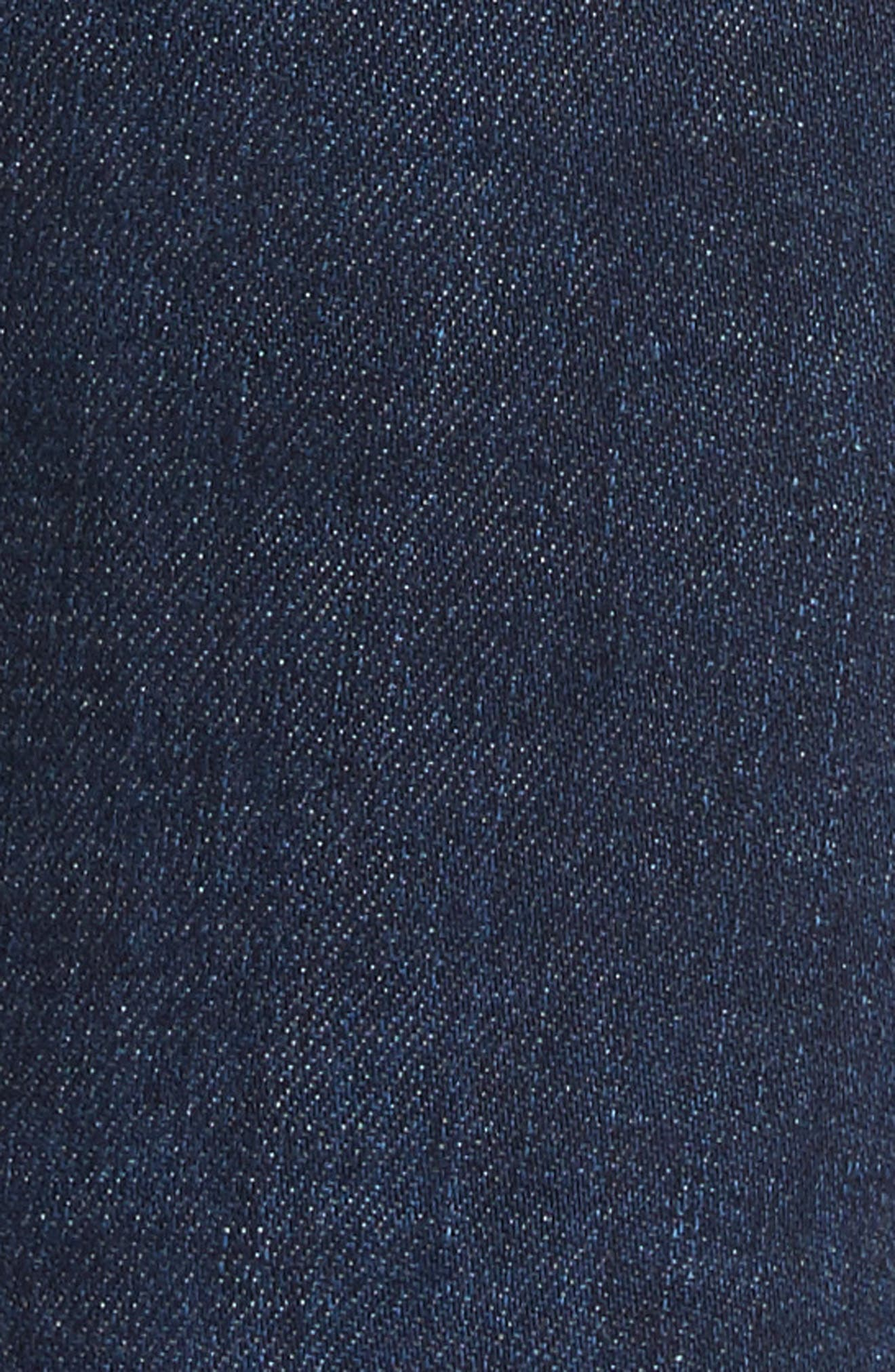 'The Farrah' High Rise Skinny Jeans,                             Alternate thumbnail 44, color,