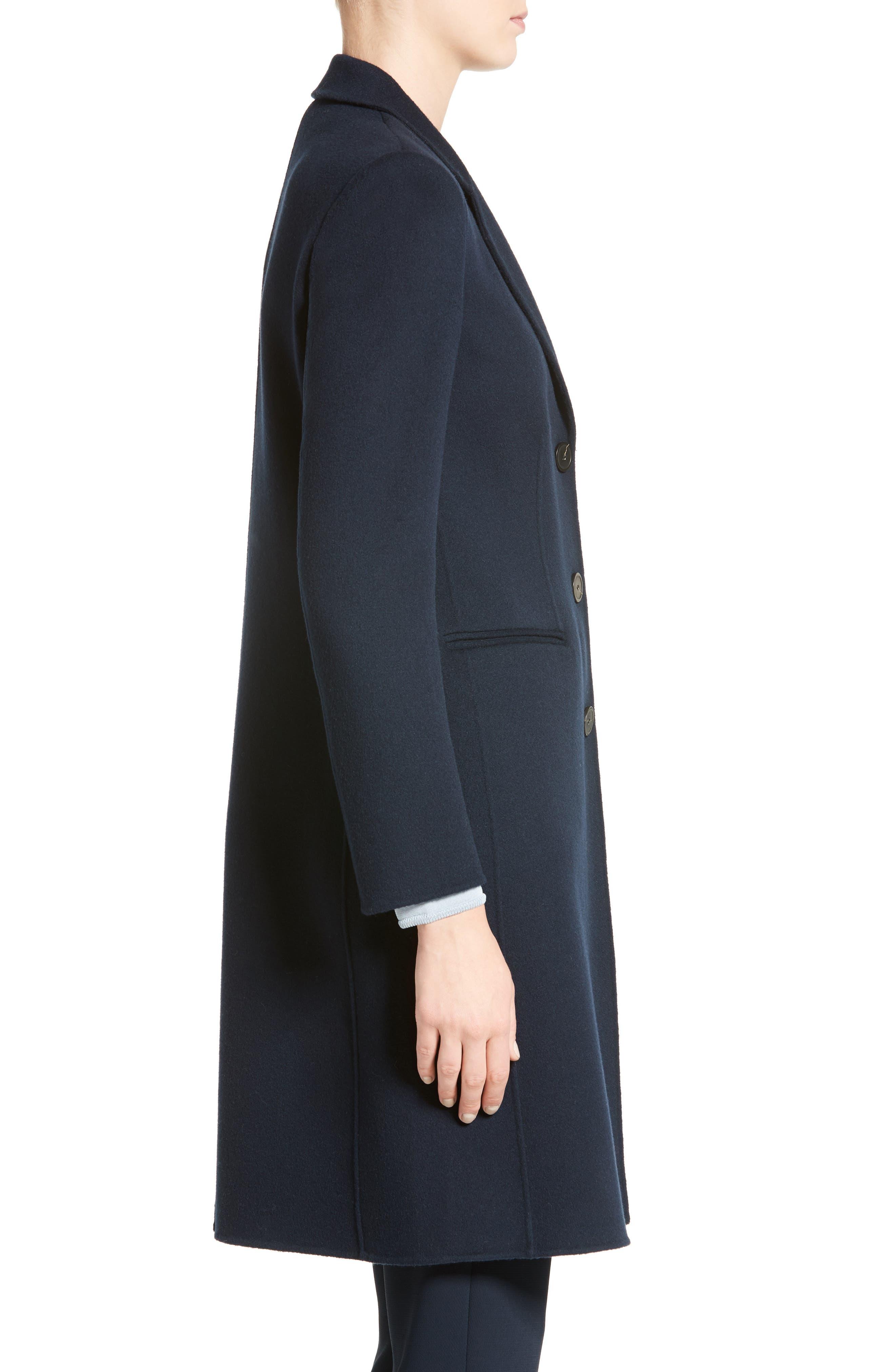 Double Face Cashmere Coat,                             Alternate thumbnail 2, color,                             457