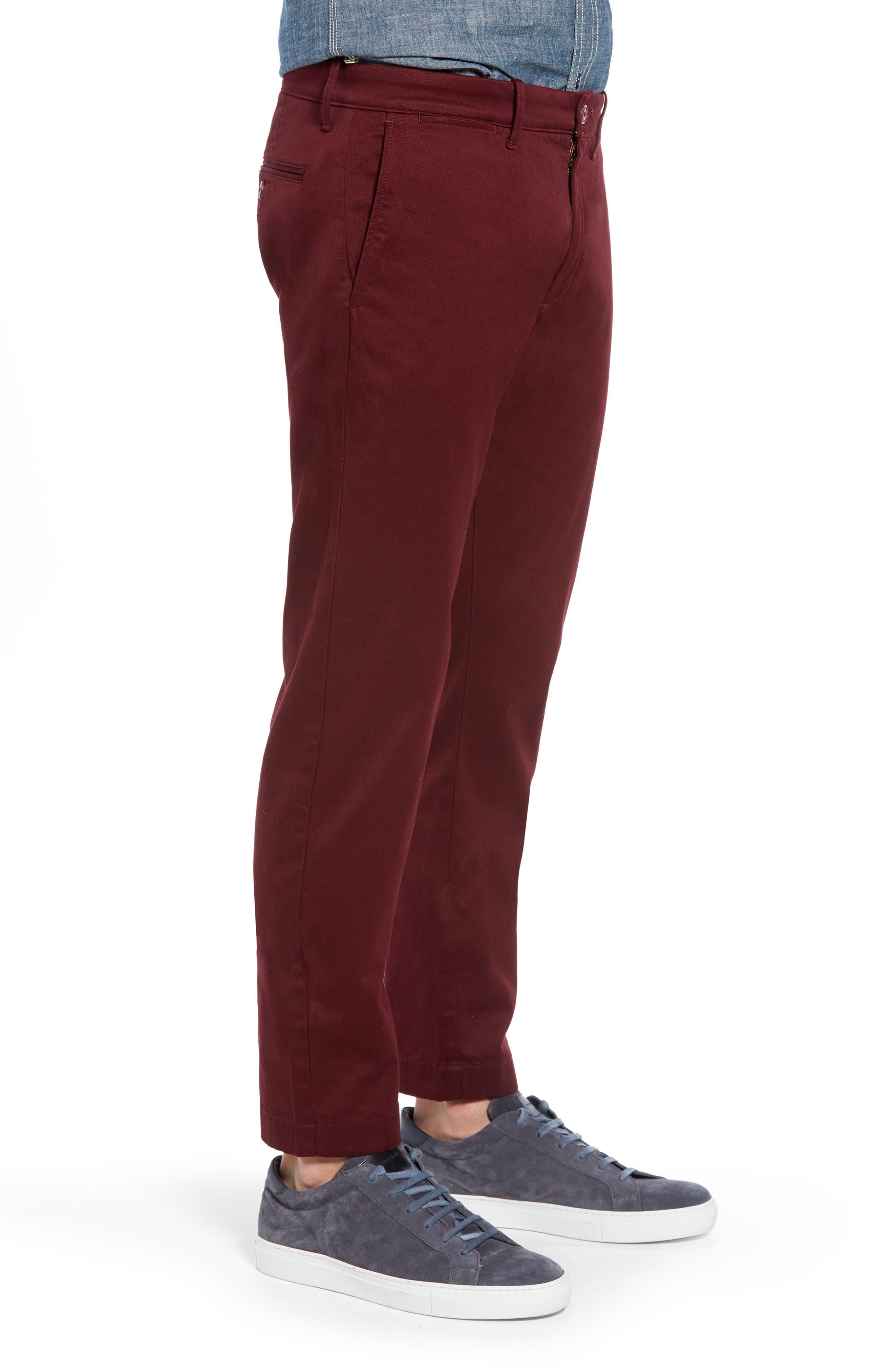 484 Slim Fit Stretch Chino Pants,                             Alternate thumbnail 34, color,