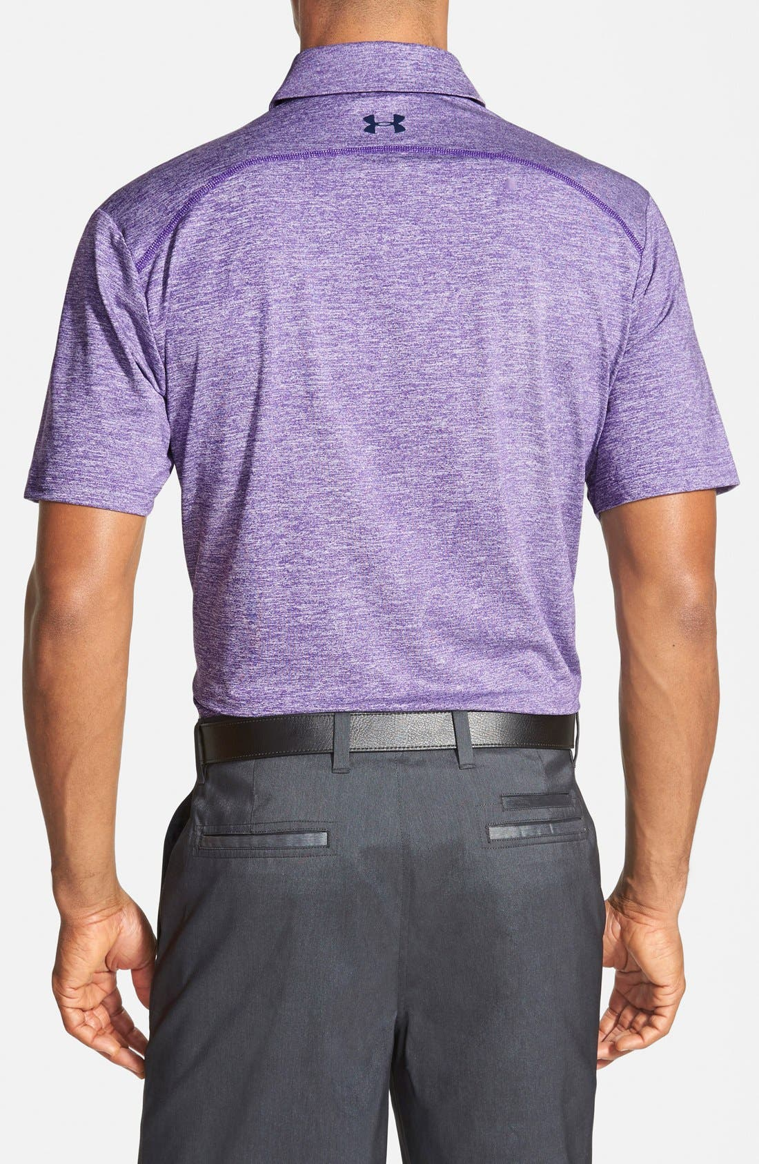 'Playoff' Loose Fit Short Sleeve Polo,                             Alternate thumbnail 164, color,