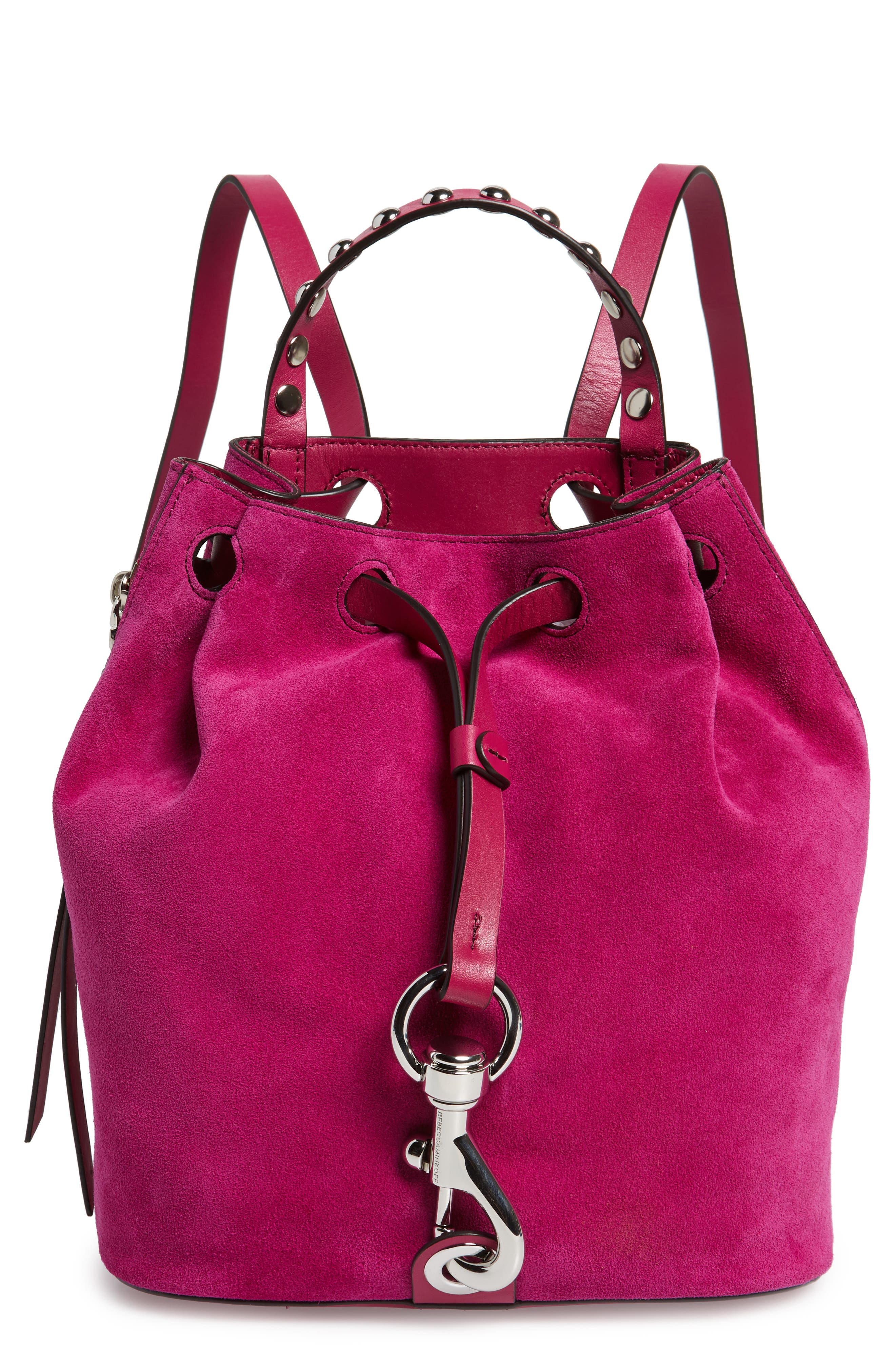 Small Blythe Leather Backpack,                             Main thumbnail 1, color,                             650