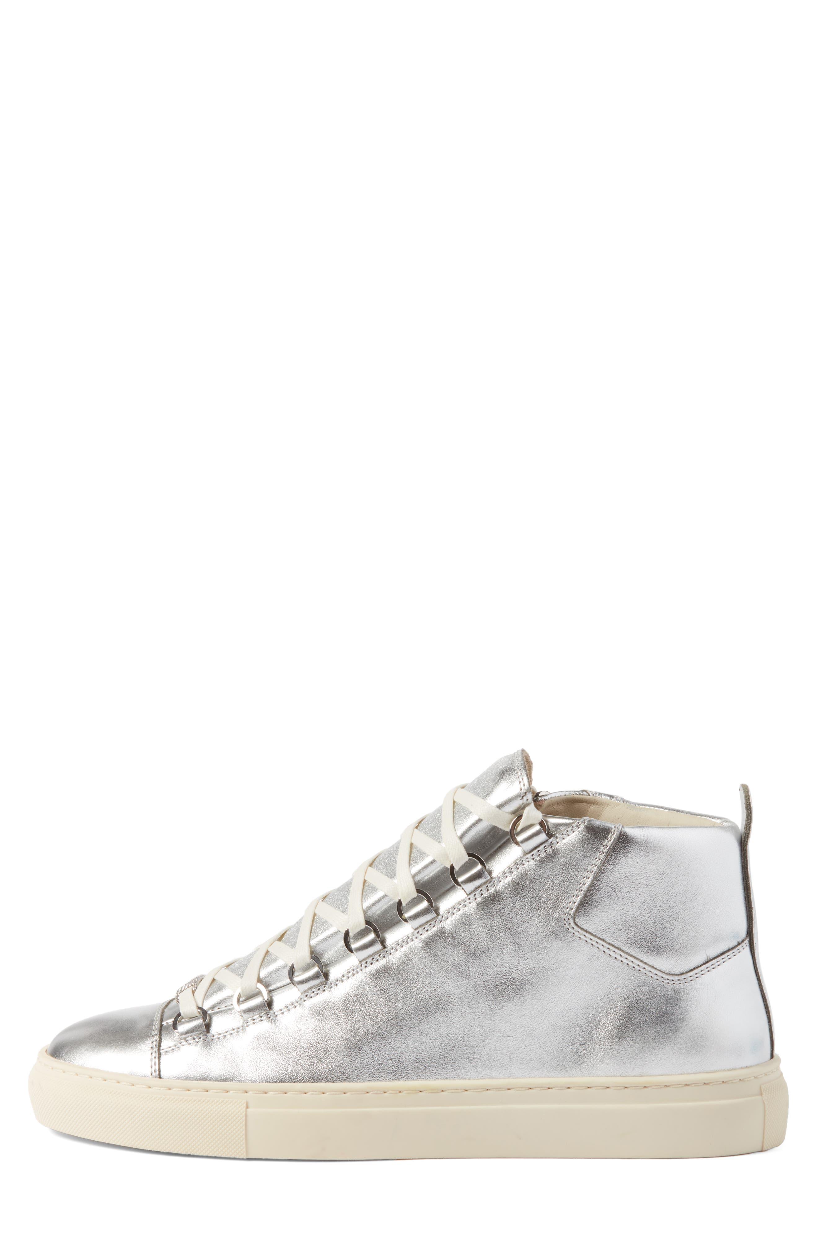 Arena High Sneaker,                             Alternate thumbnail 21, color,
